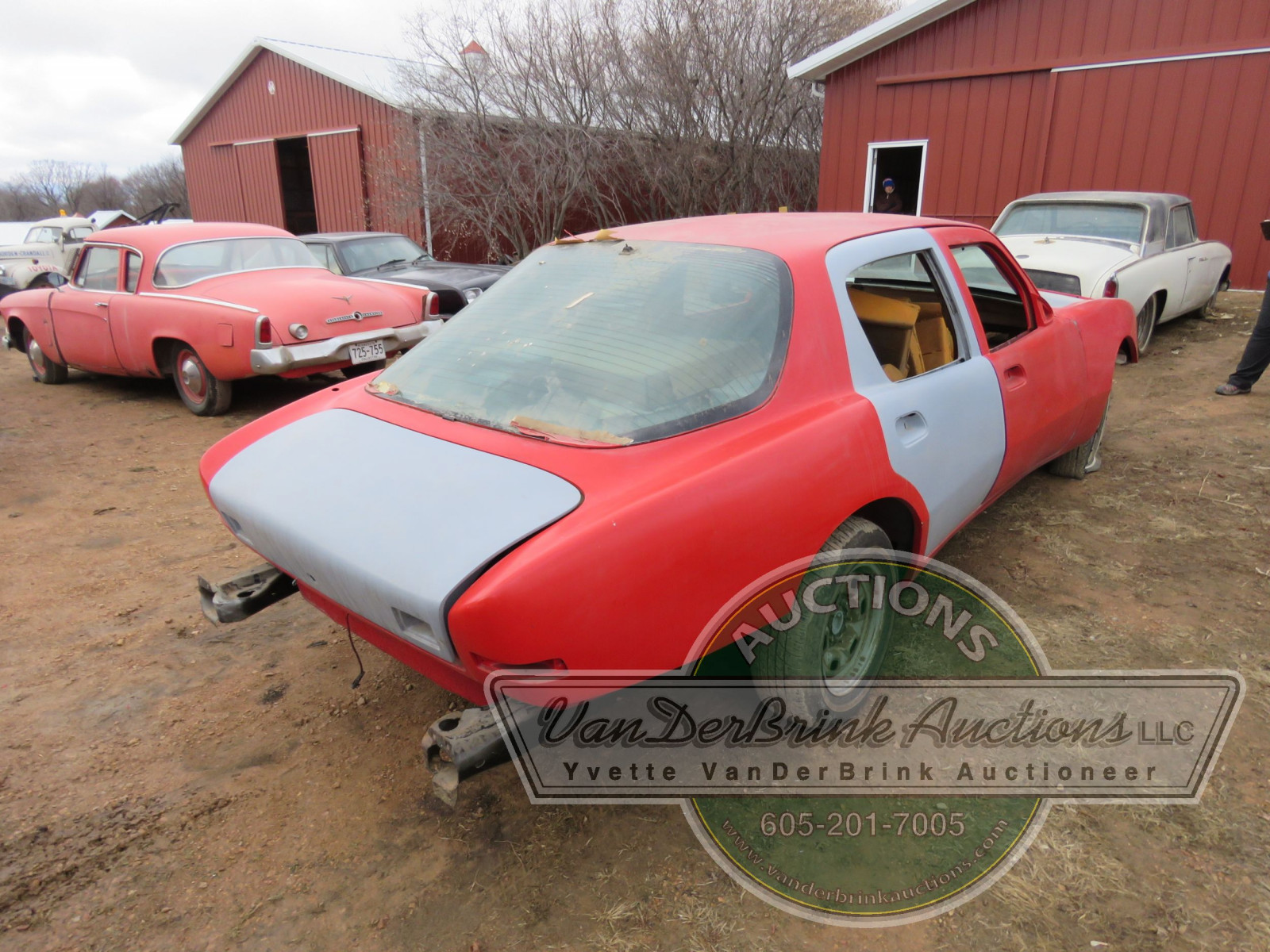 1990 Studebaker Avanti 4dr Sedan Project - Image 4