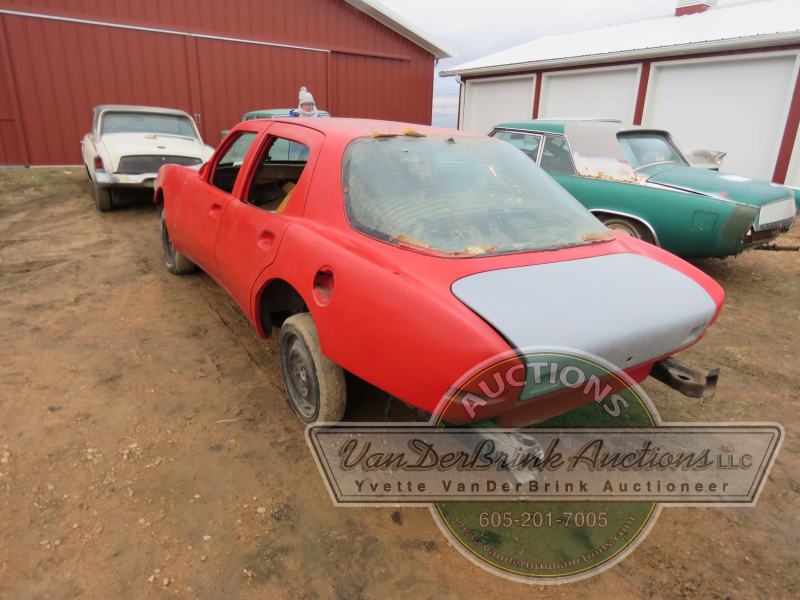 1990 Studebaker Avanti 4dr Sedan Project - Image 5