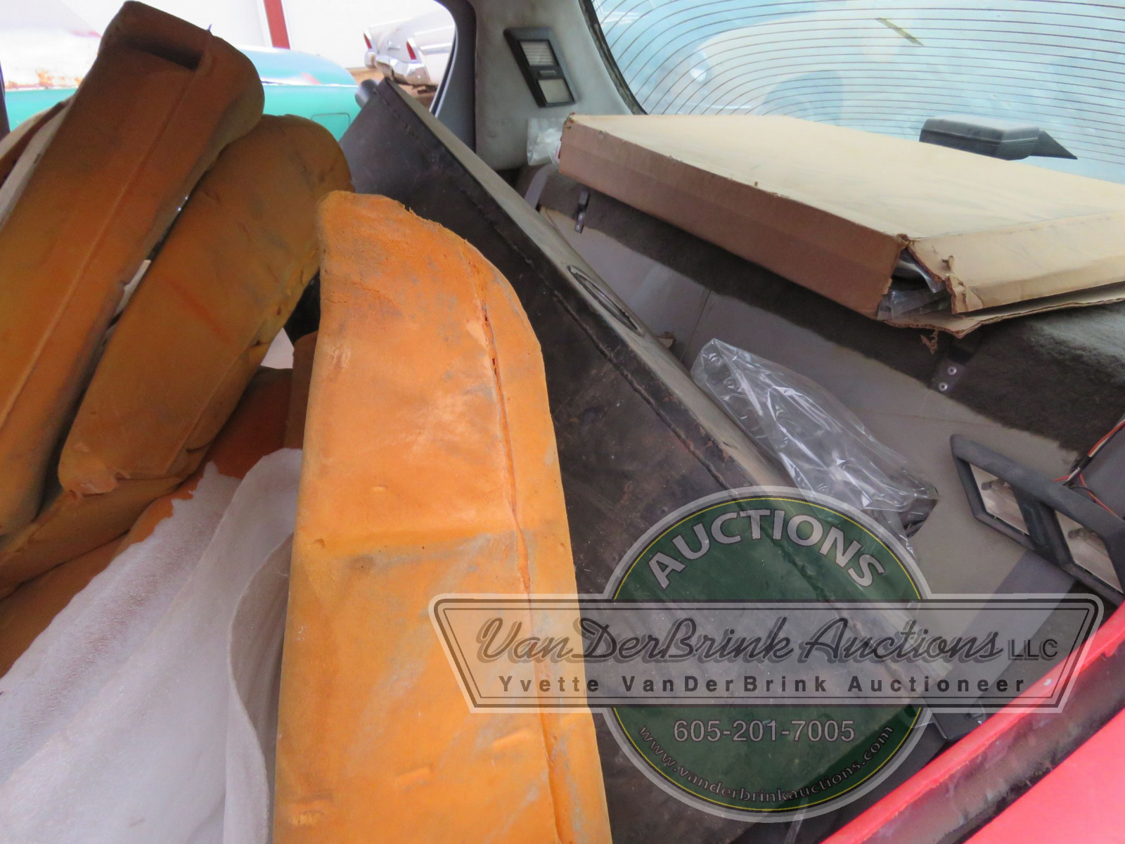 1990 Studebaker Avanti 4dr Sedan Project - Image 7
