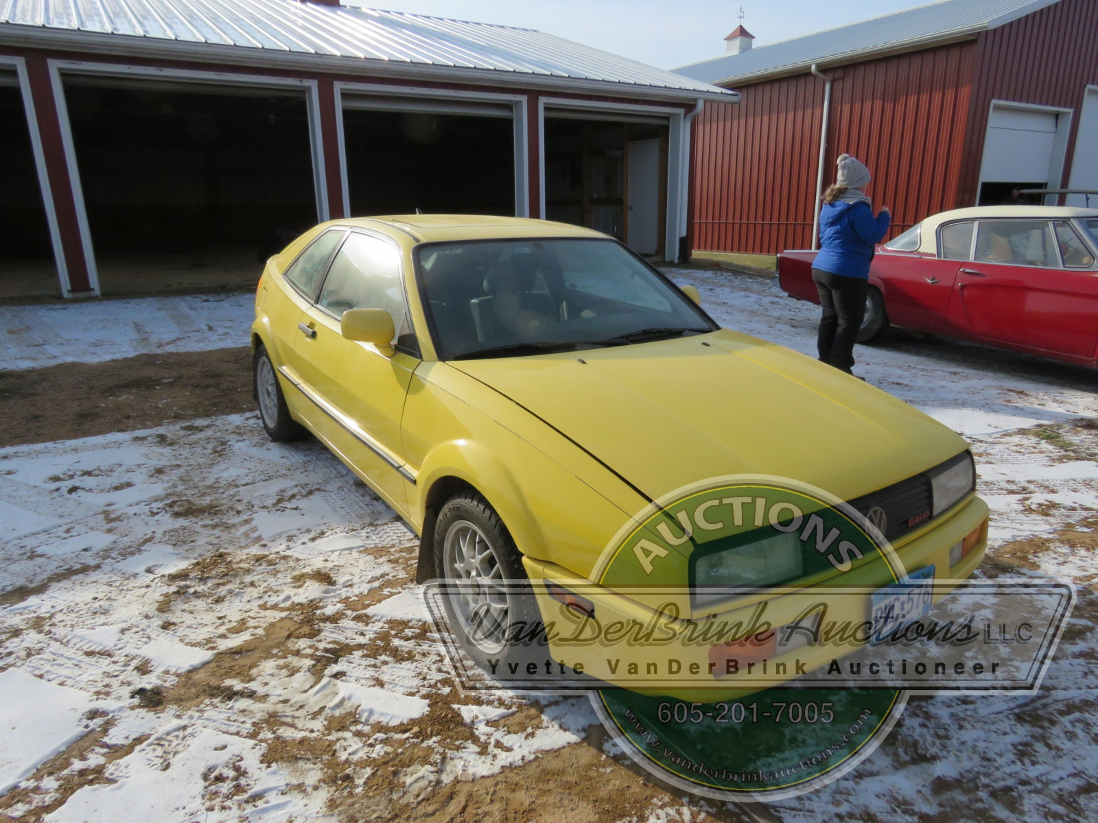 1991 VW Carrado G60 Coupe - Image 3