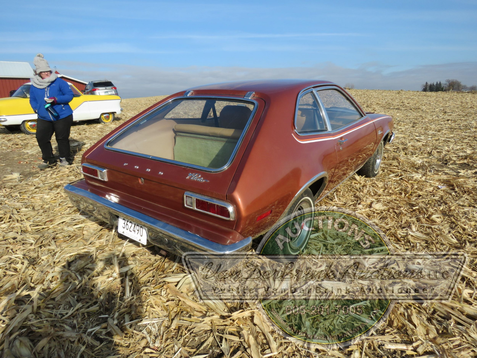 1976 Ford Pinto - Image 5