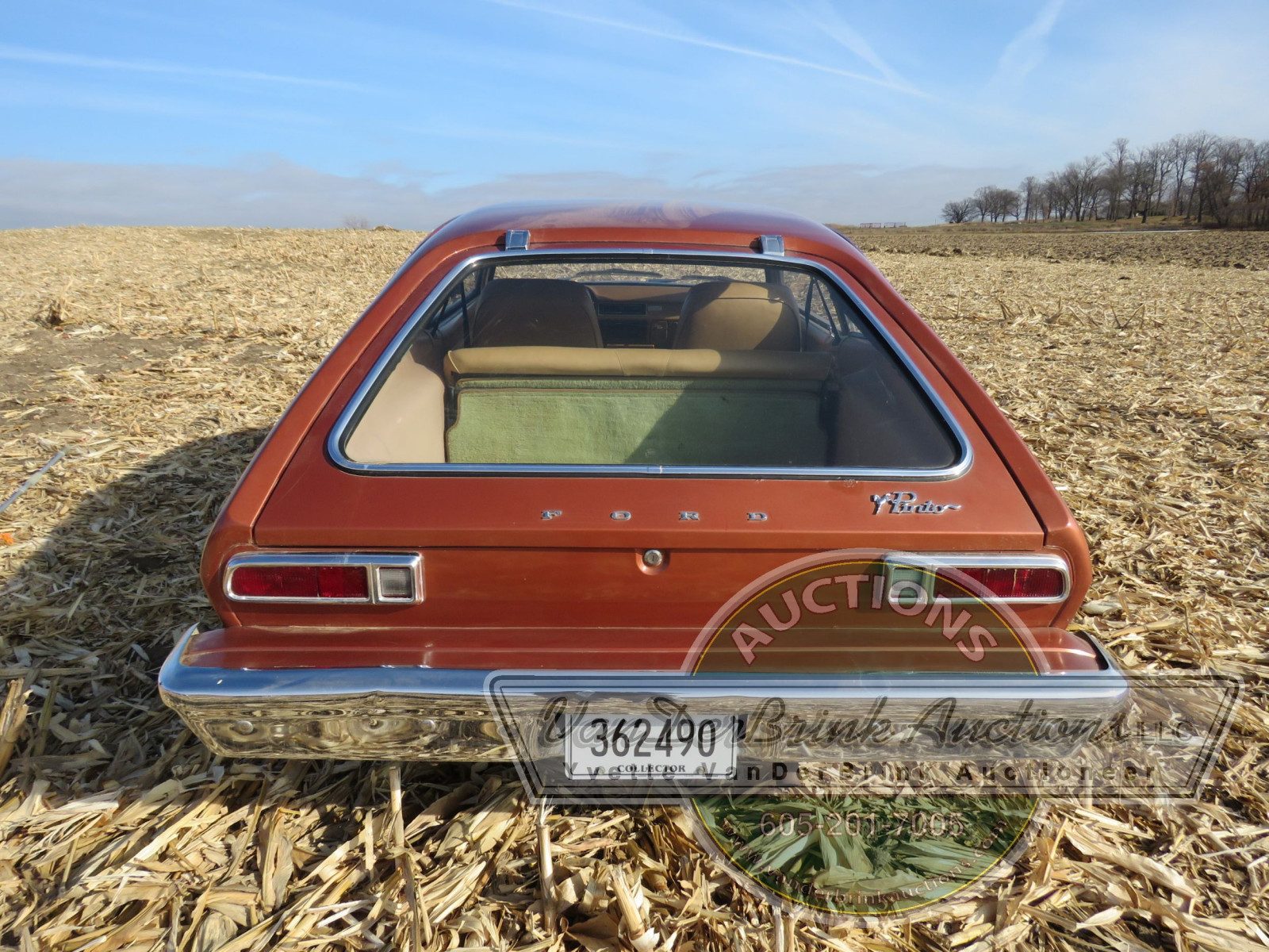 1976 Ford Pinto - Image 6