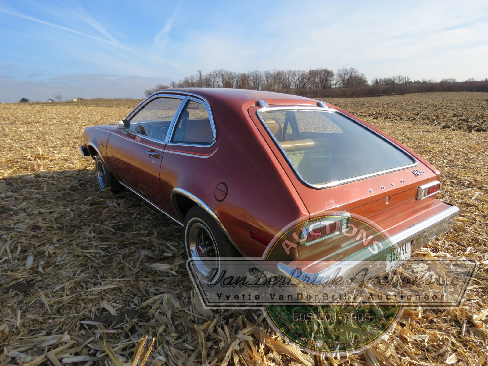 1976 Ford Pinto - Image 7