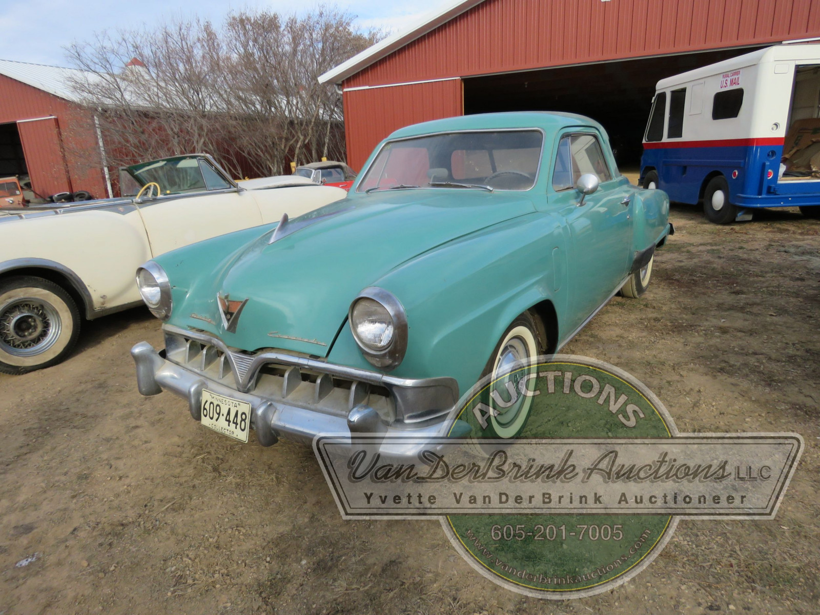 1952 Studebaker Commander Starlight Coupe - Image 3