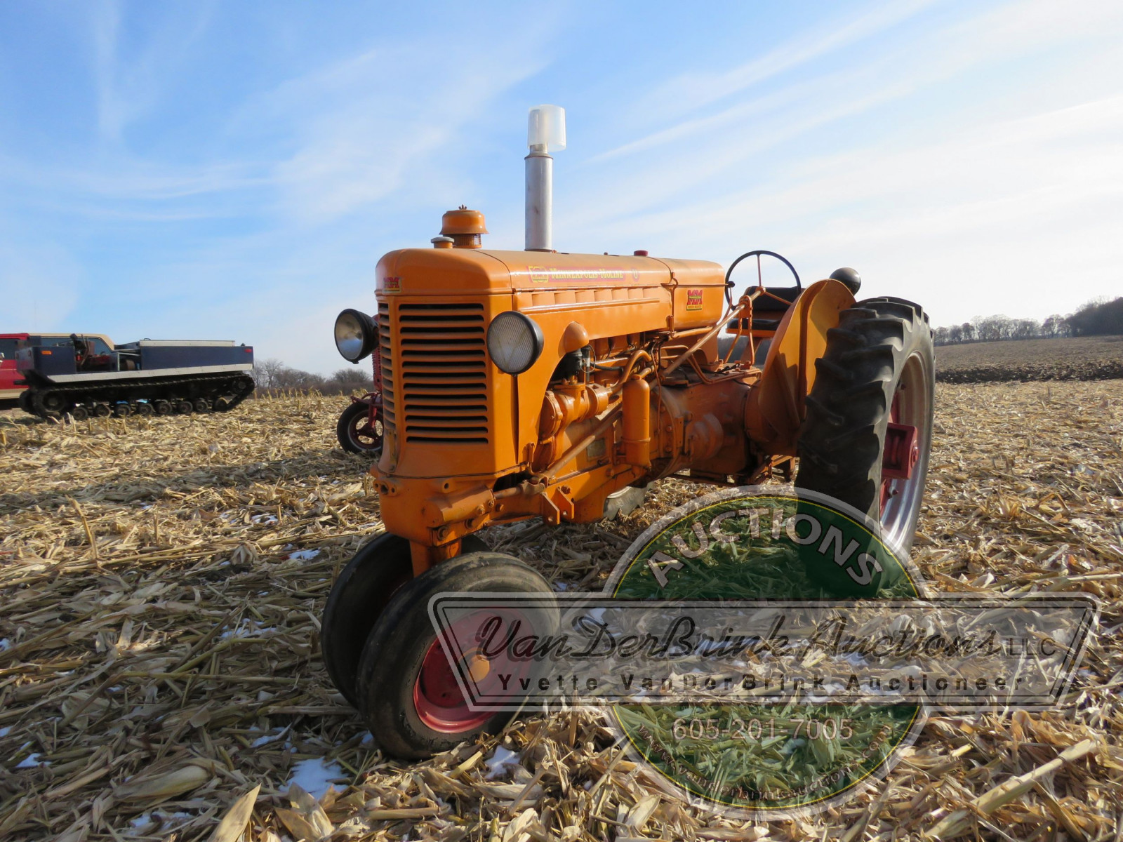 Minneapolis Moline U Tractor - Image 1