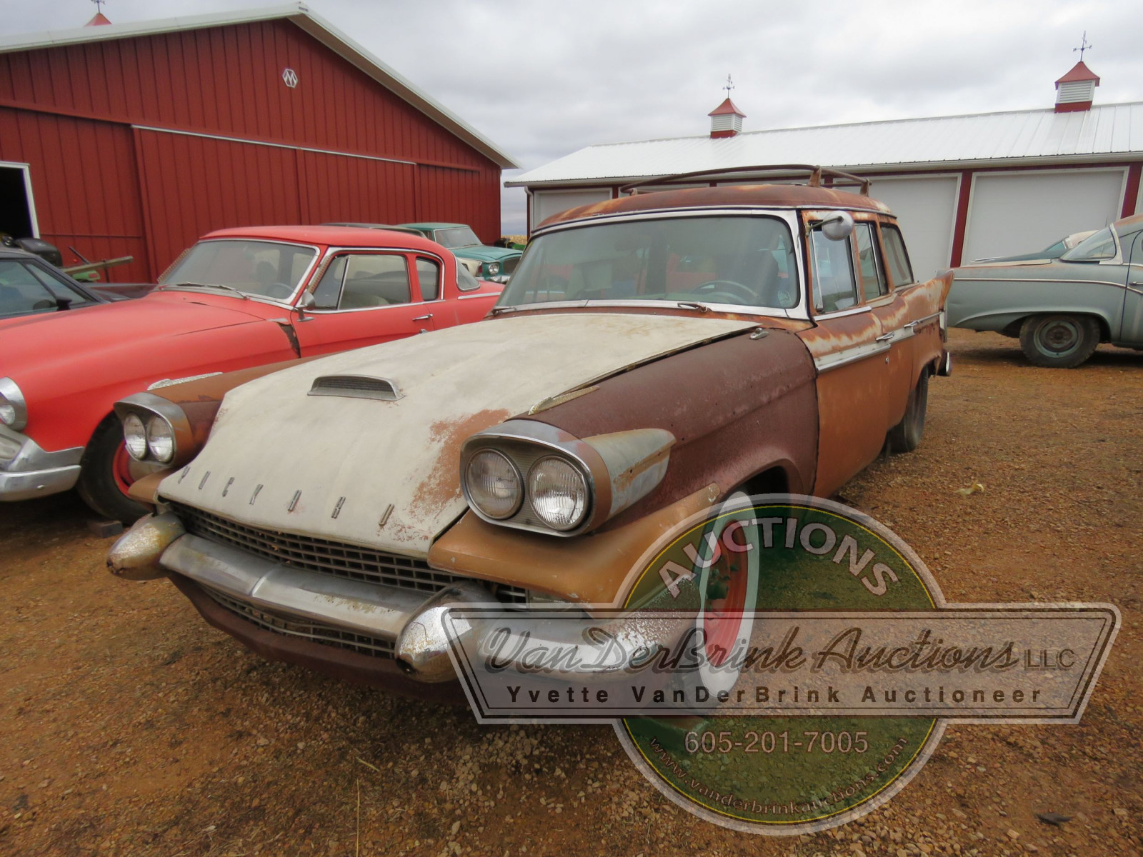 1958 Packard 4dr Wagon - Image 3