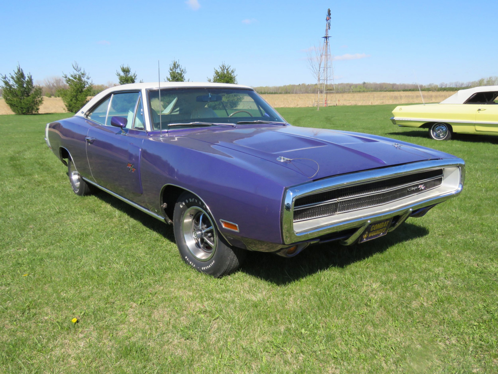 1970 Dodge Charger RT Amazing Survivor - Image 1