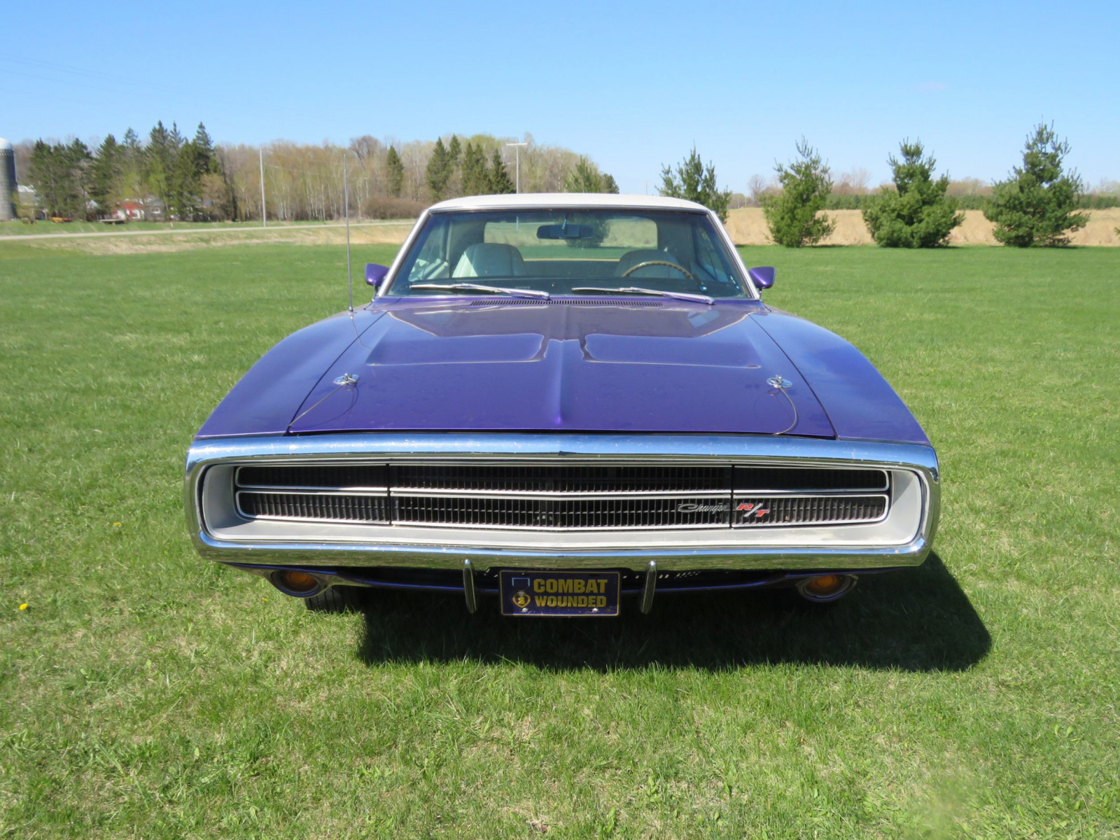 1970 Dodge Charger RT Amazing Survivor - Image 2