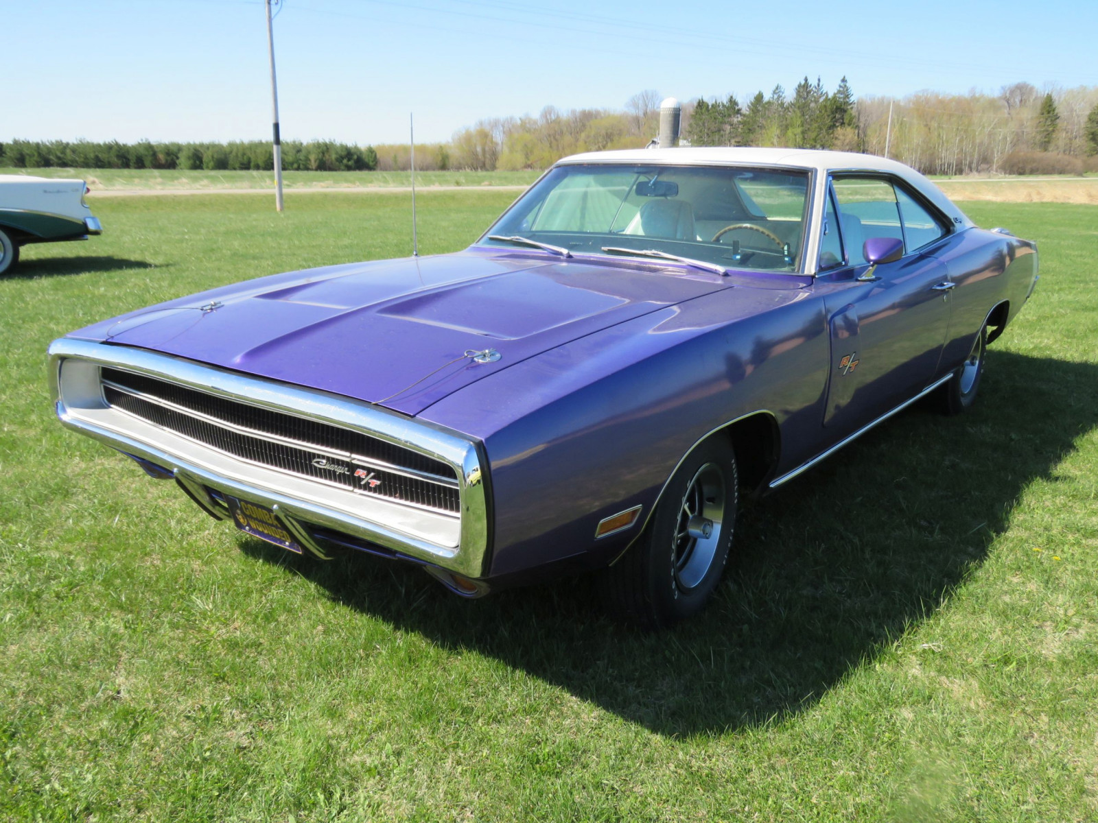 1970 Dodge Charger RT Amazing Survivor - Image 3