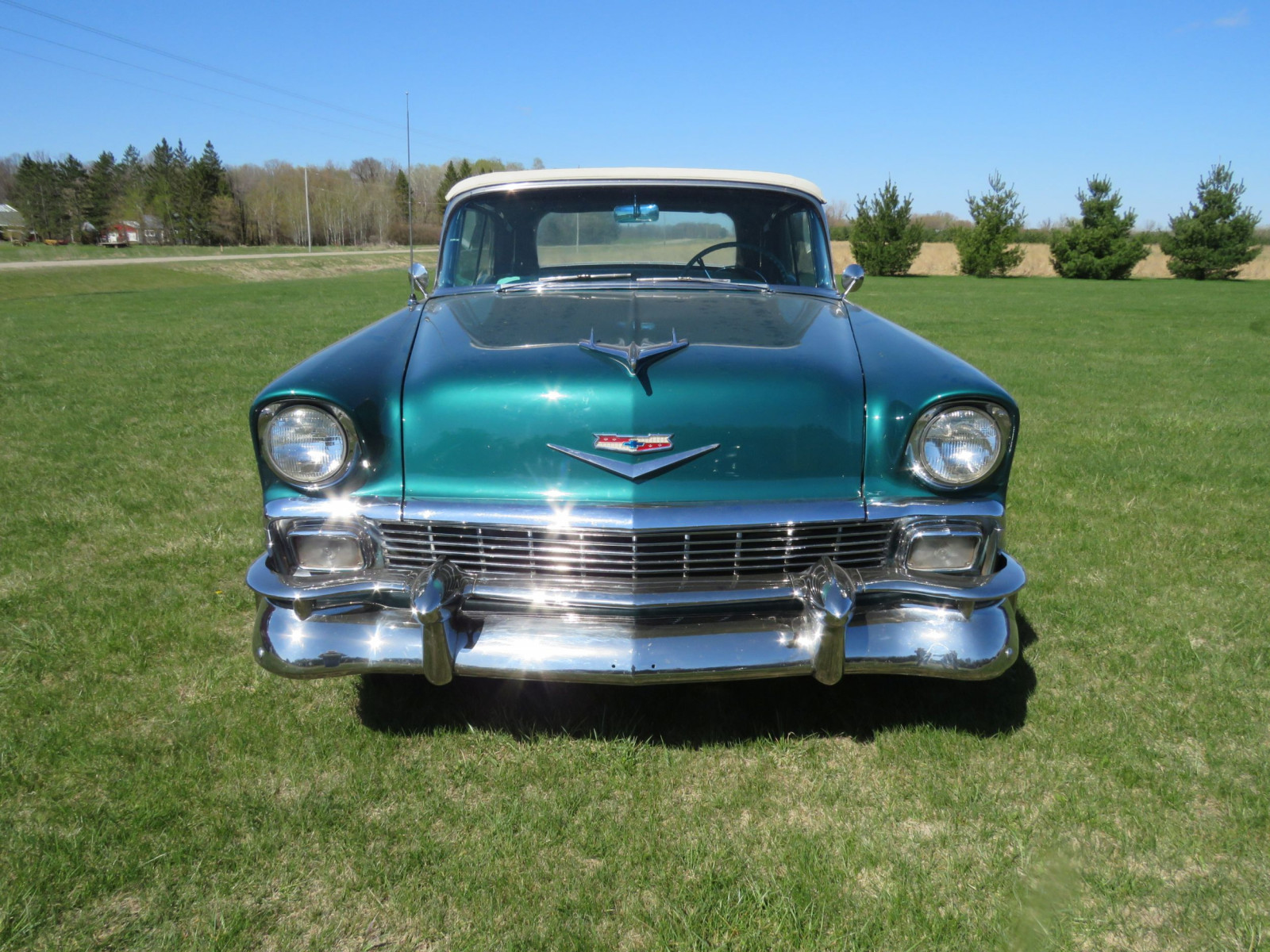 1956 Chevrolet Bel Air Convertible - Image 2
