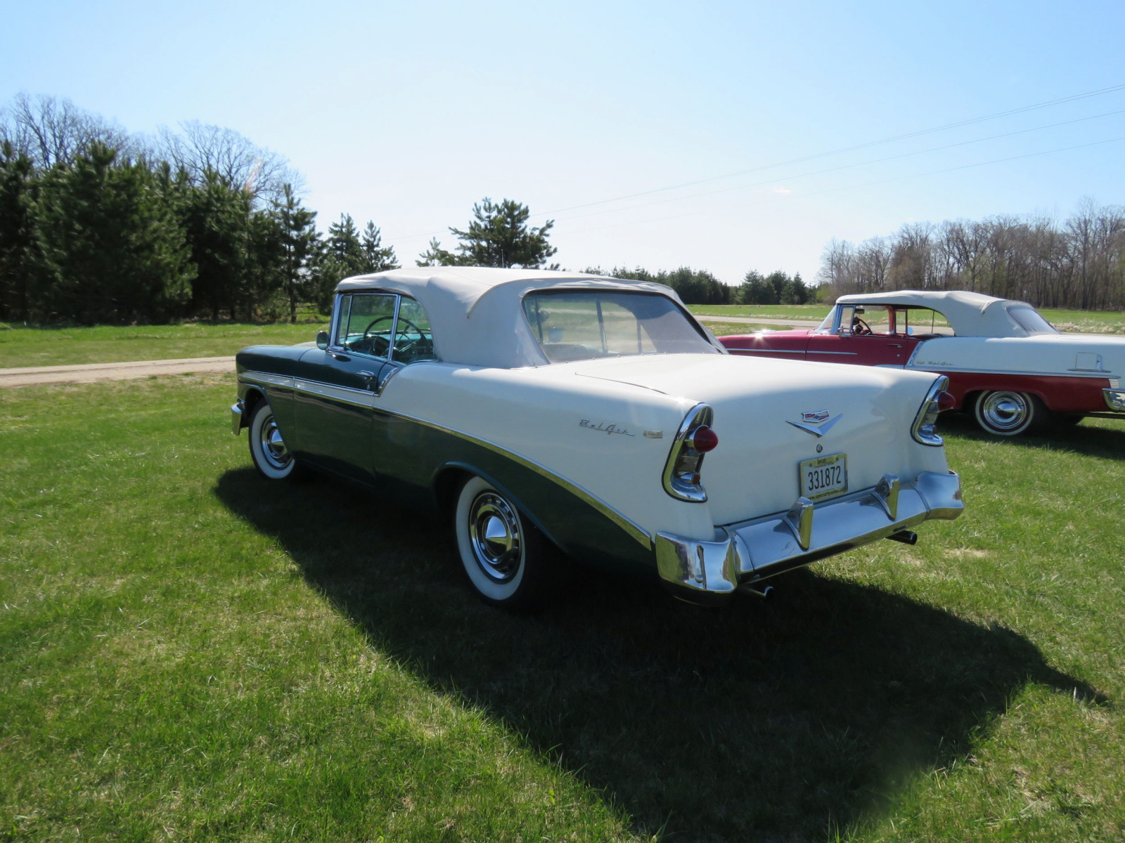 1956 Chevrolet Bel Air Convertible - Image 5
