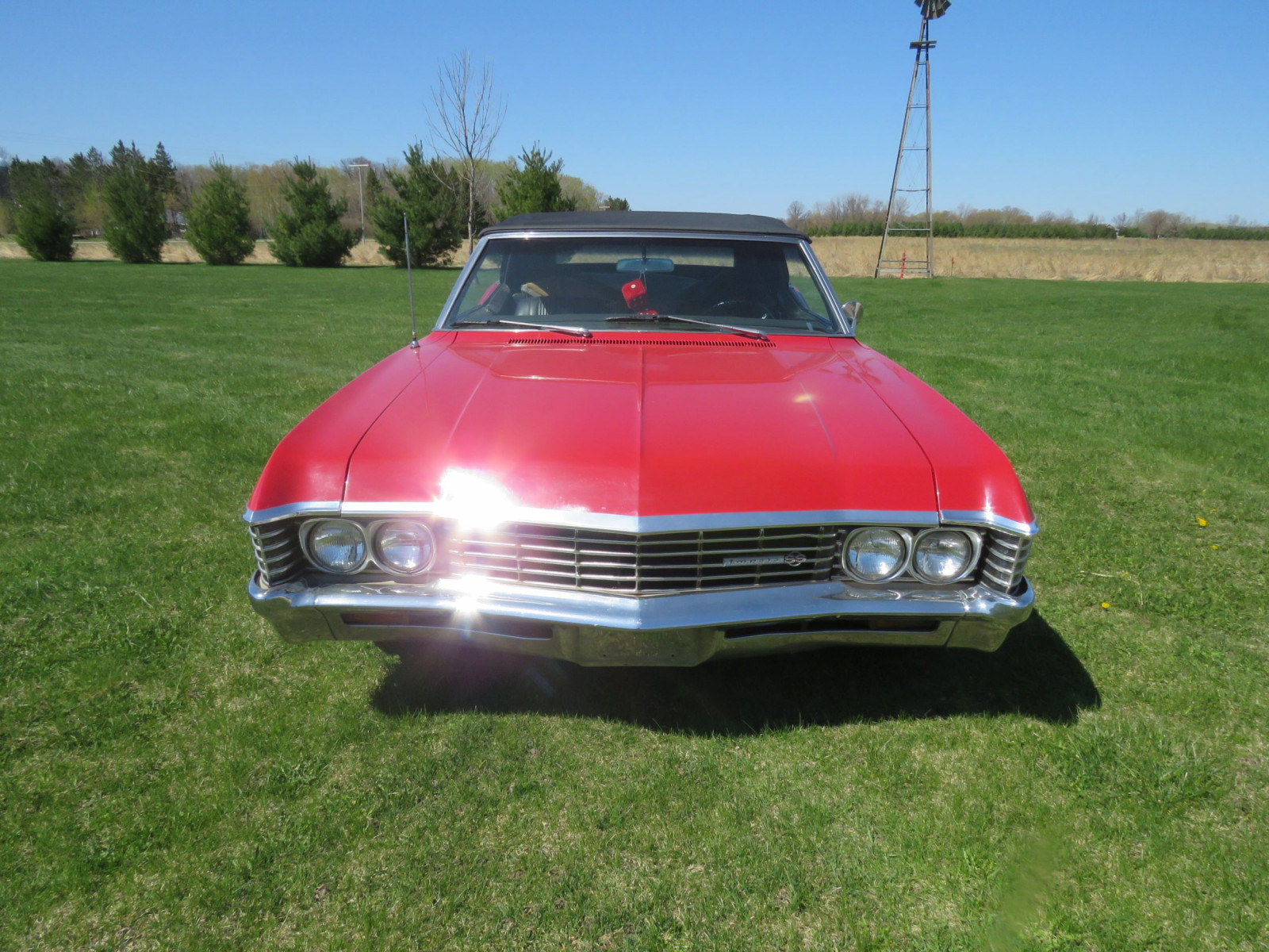 1967 Chevrolet Impala SS convertible - Image 2