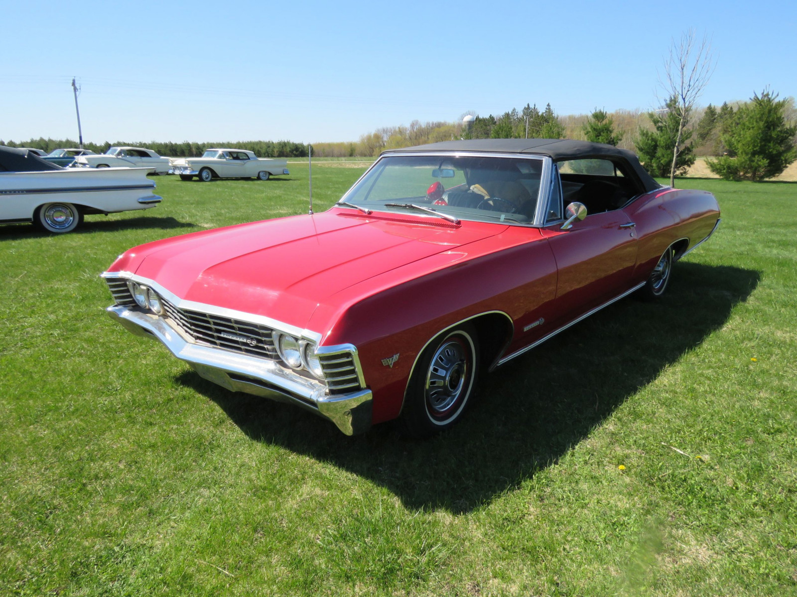 1967 Chevrolet Impala SS convertible - Image 3