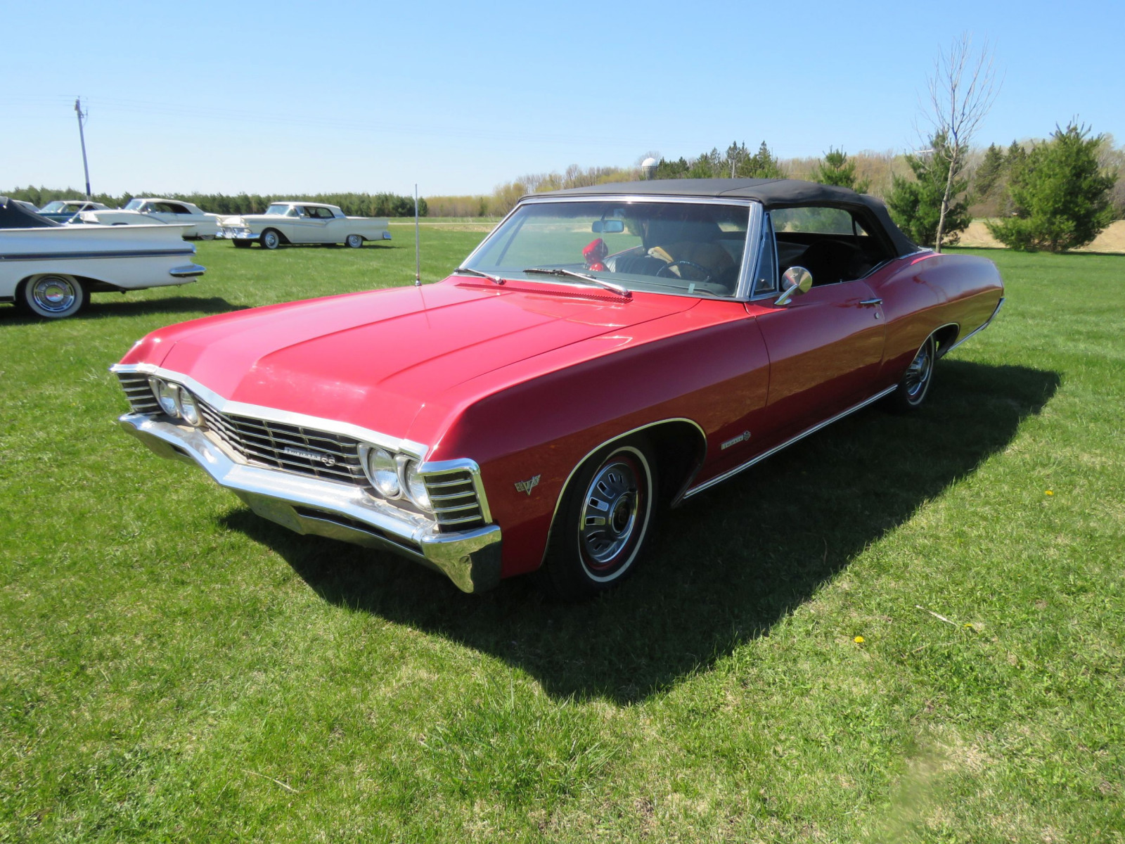 1967 Chevrolet Impala SS convertible - Image 4