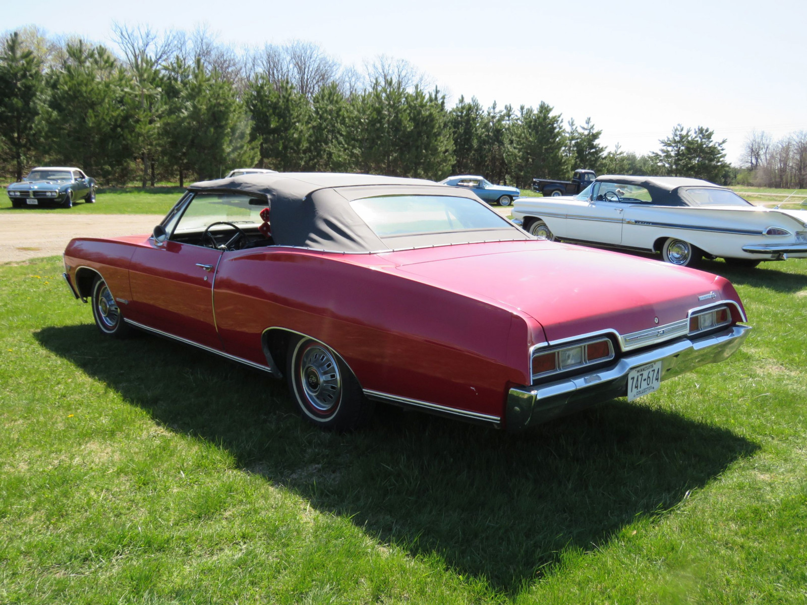 1967 Chevrolet Impala SS convertible - Image 8