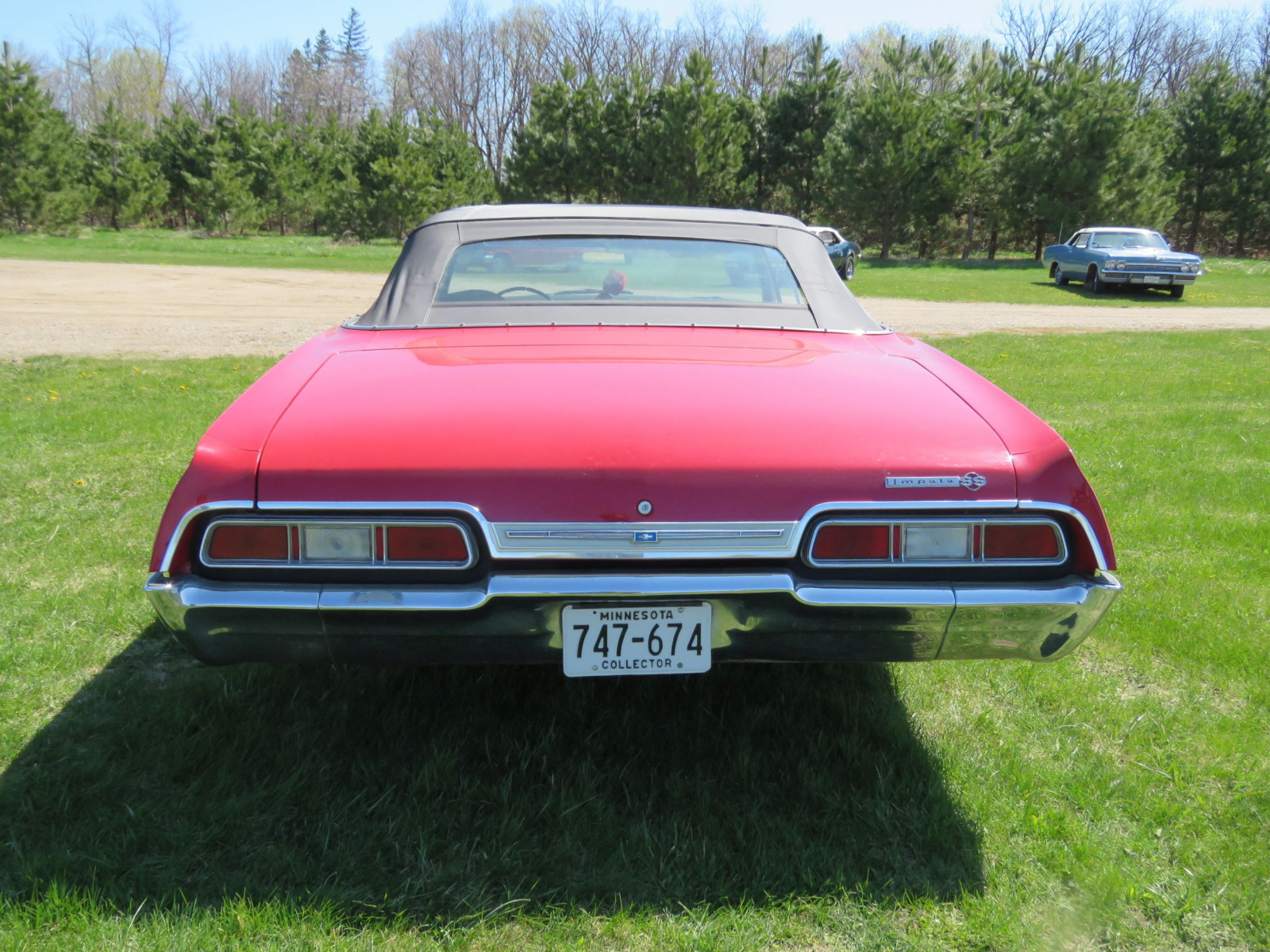 1967 Chevrolet Impala SS convertible - Image 9