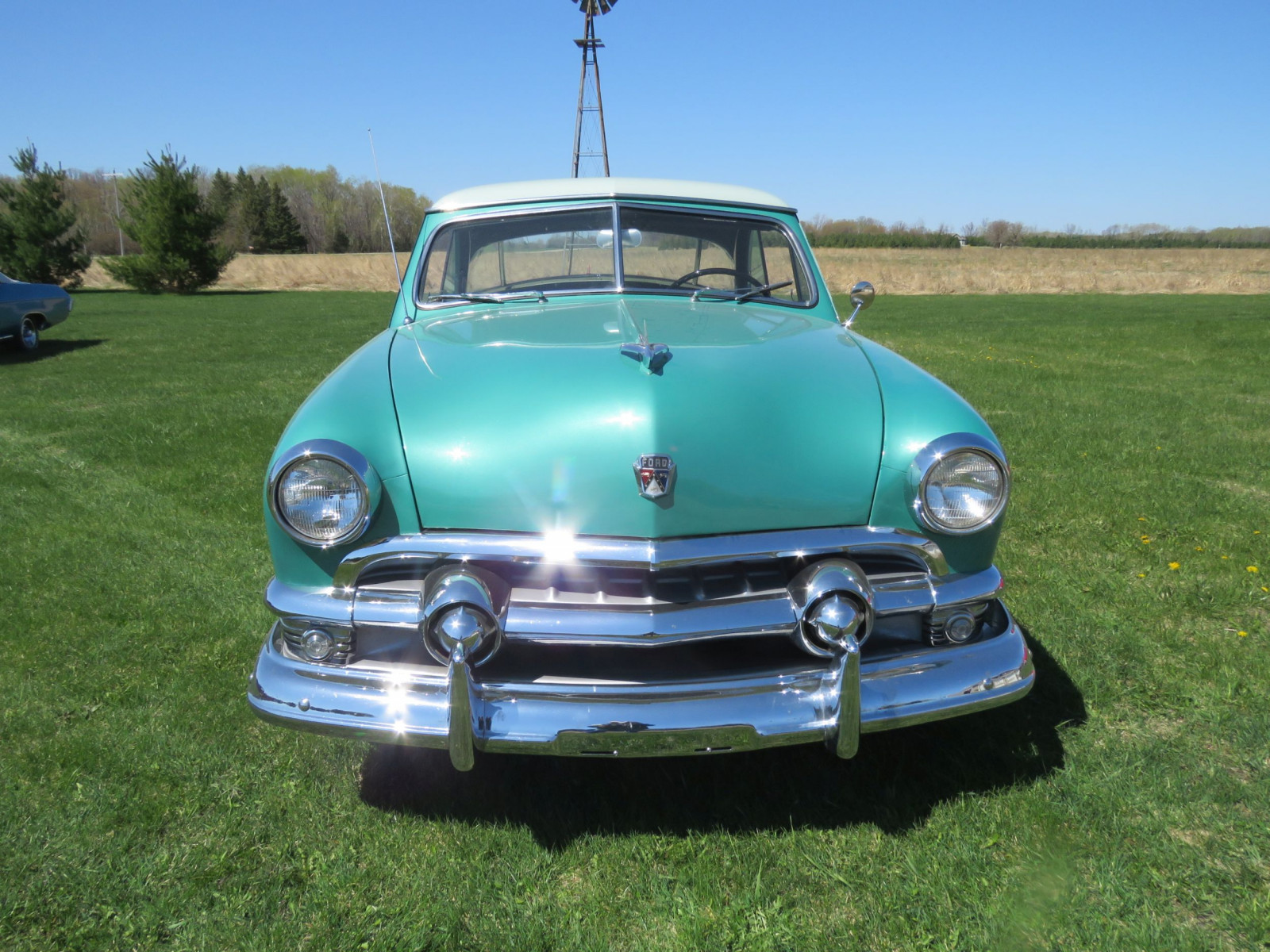 1951 Ford Victoria 2dr HT - Image 2