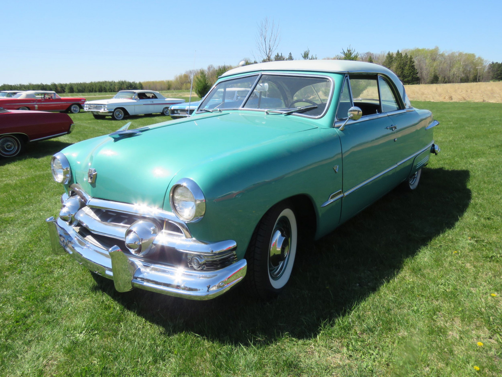 1951 Ford Victoria 2dr HT - Image 3
