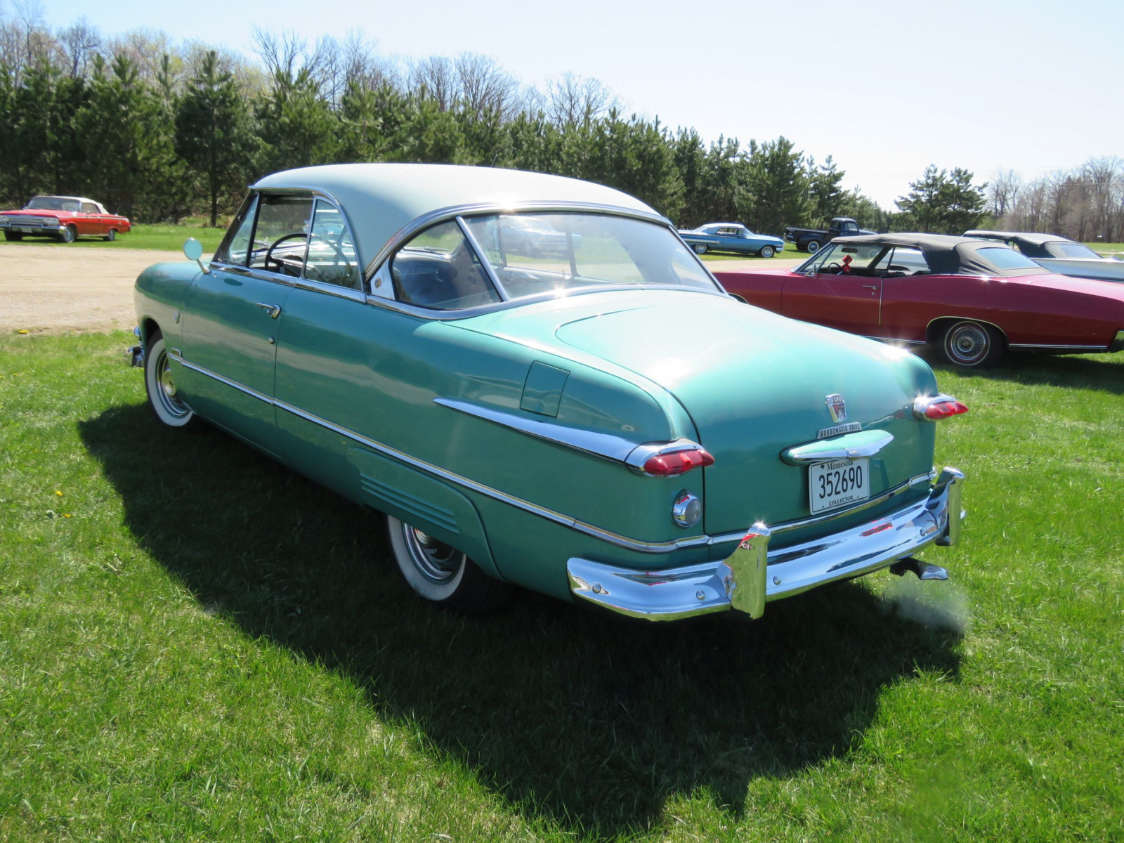 1951 Ford Victoria 2dr HT - Image 5