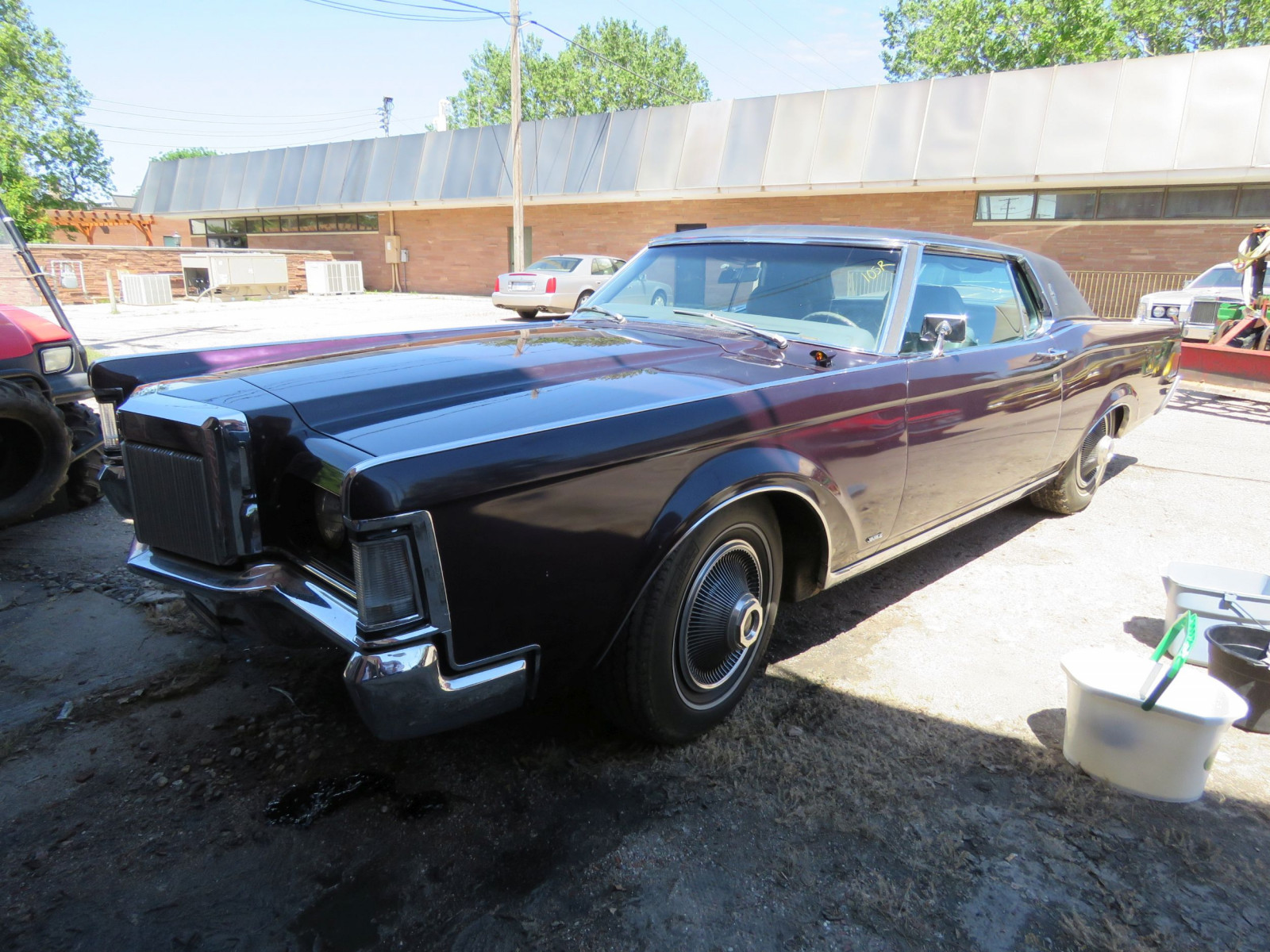 1969 LINCOLN MARK III CONTINENTAL - Image 1