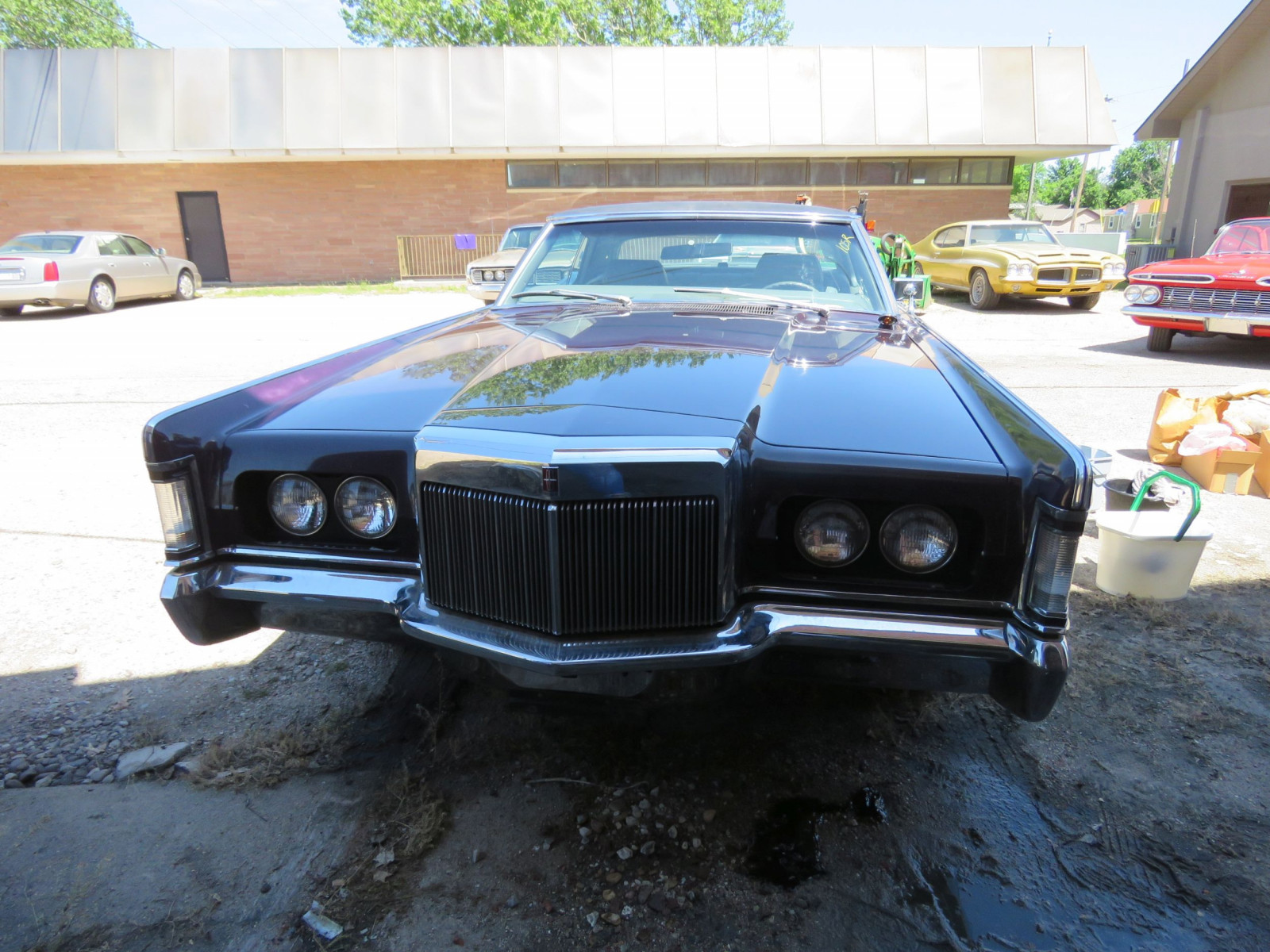 1969 LINCOLN MARK III CONTINENTAL - Image 2