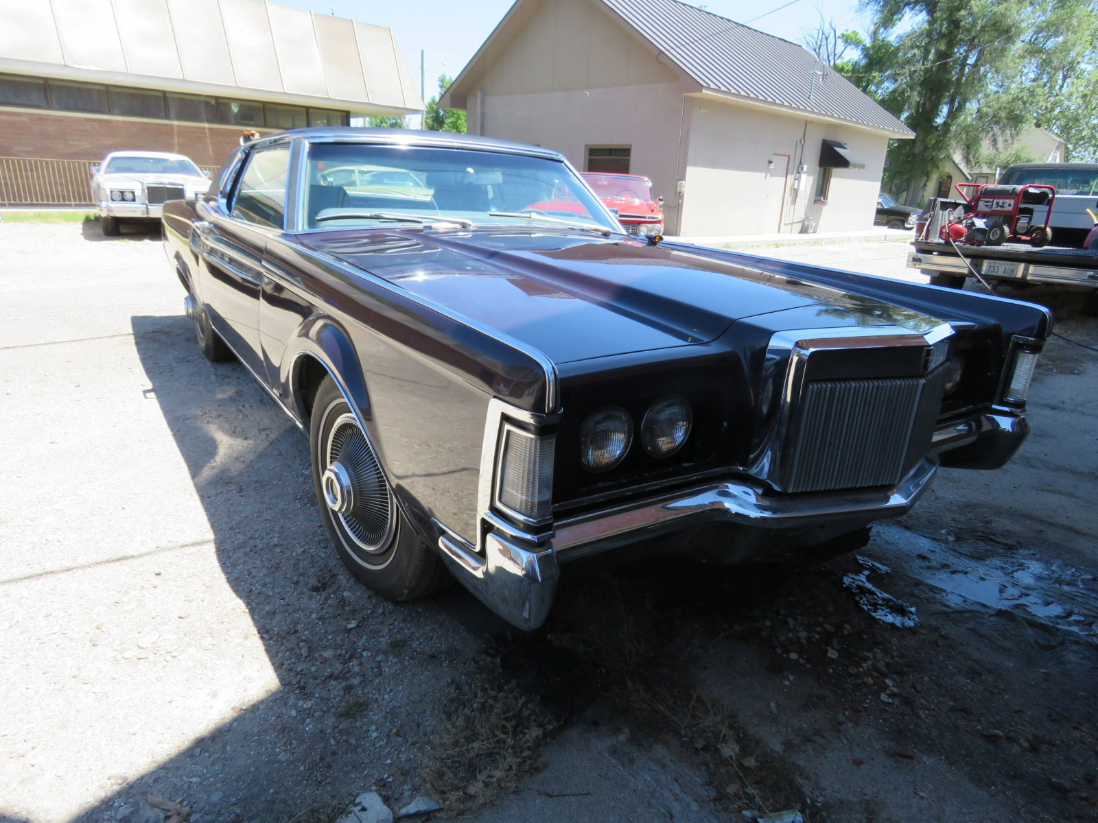 1969 LINCOLN MARK III CONTINENTAL - Image 3