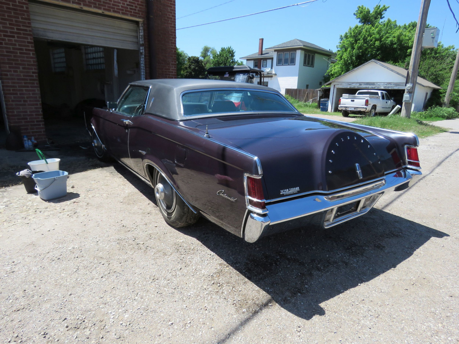 1969 LINCOLN MARK III CONTINENTAL - Image 8