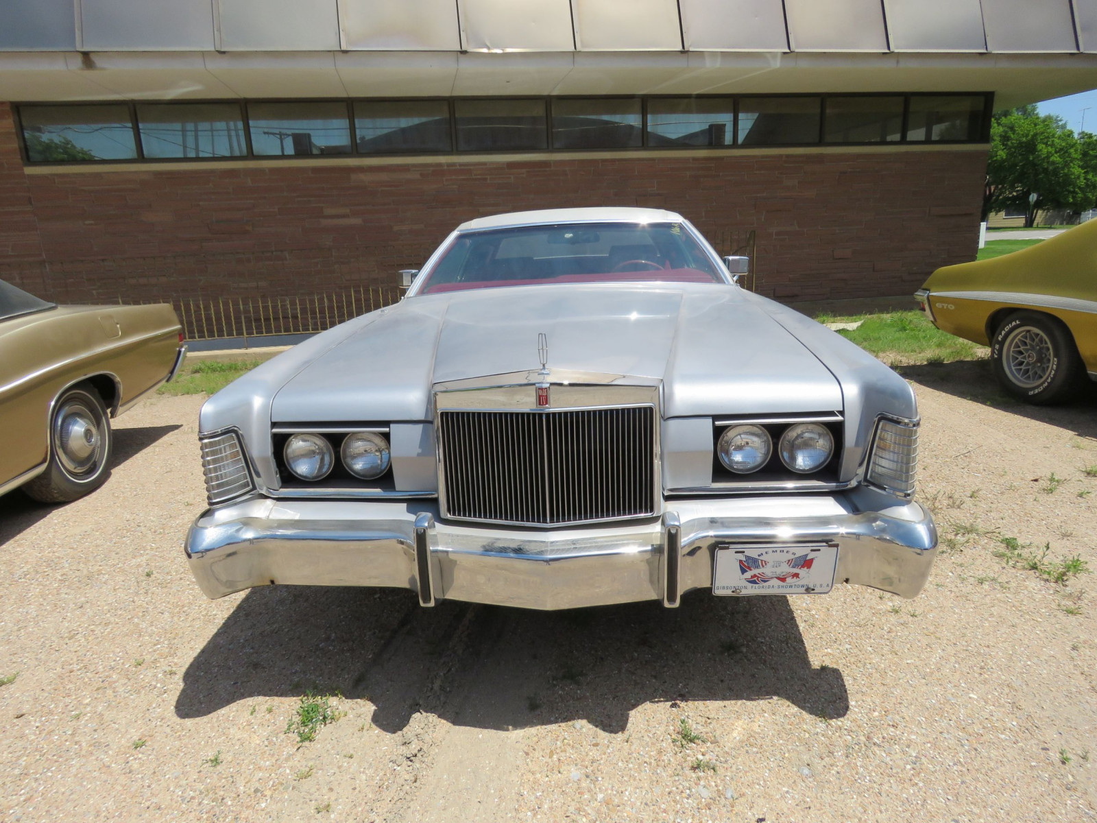 1973 LINCOLN CONTINENTAL MARK III - Image 2