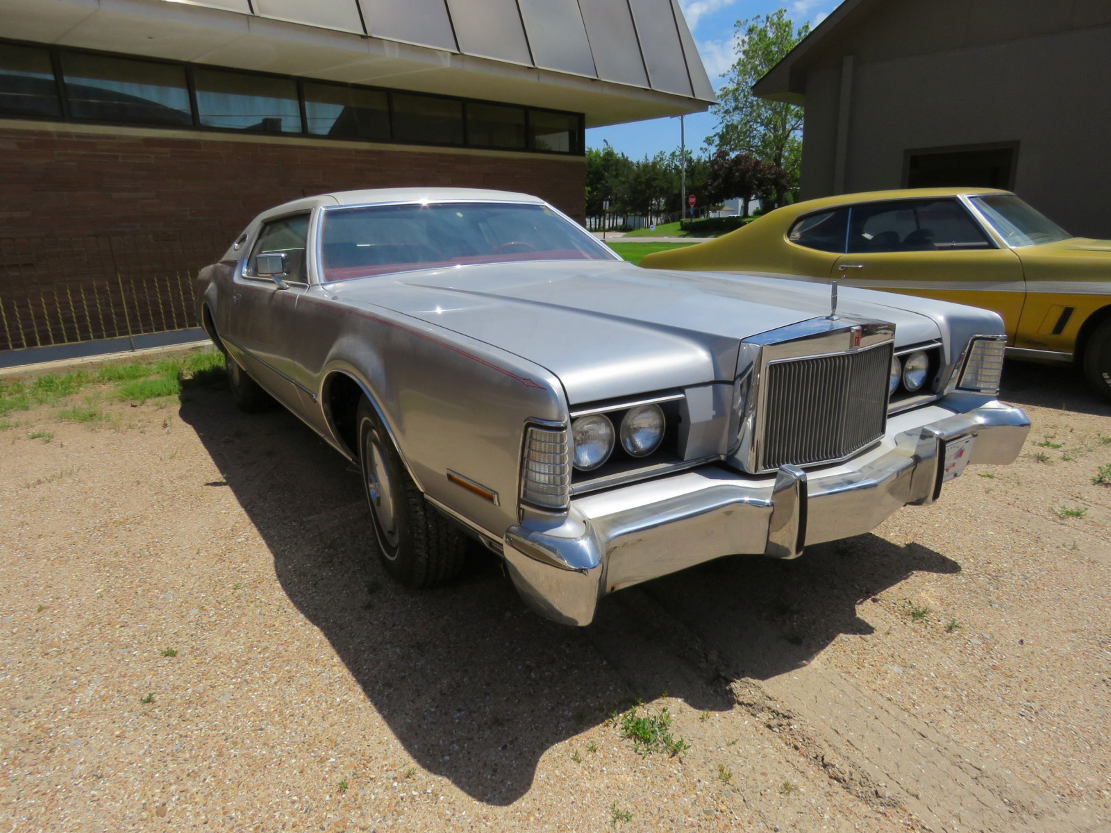 1973 LINCOLN CONTINENTAL MARK III - Image 3