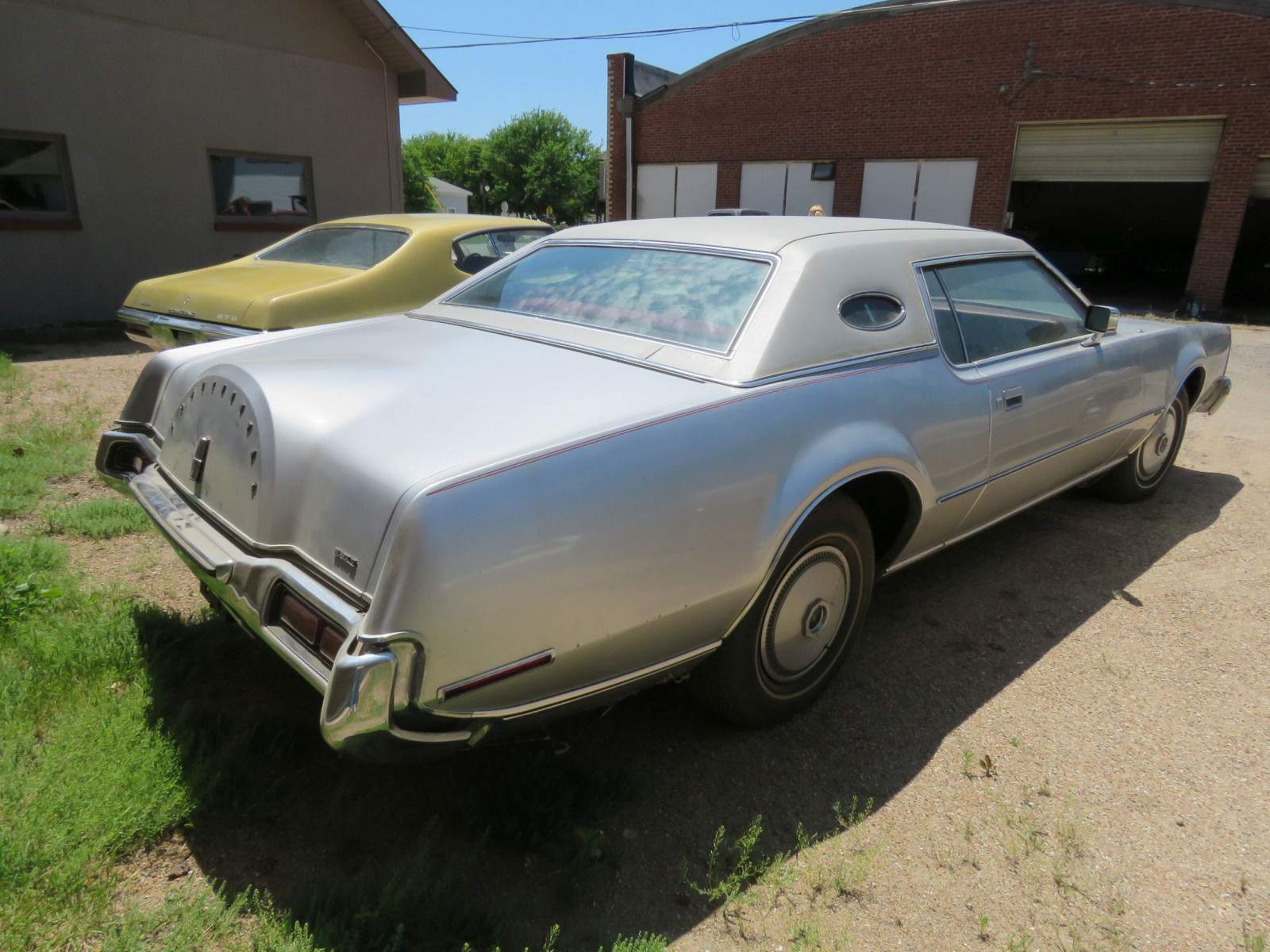 1973 LINCOLN CONTINENTAL MARK III - Image 5