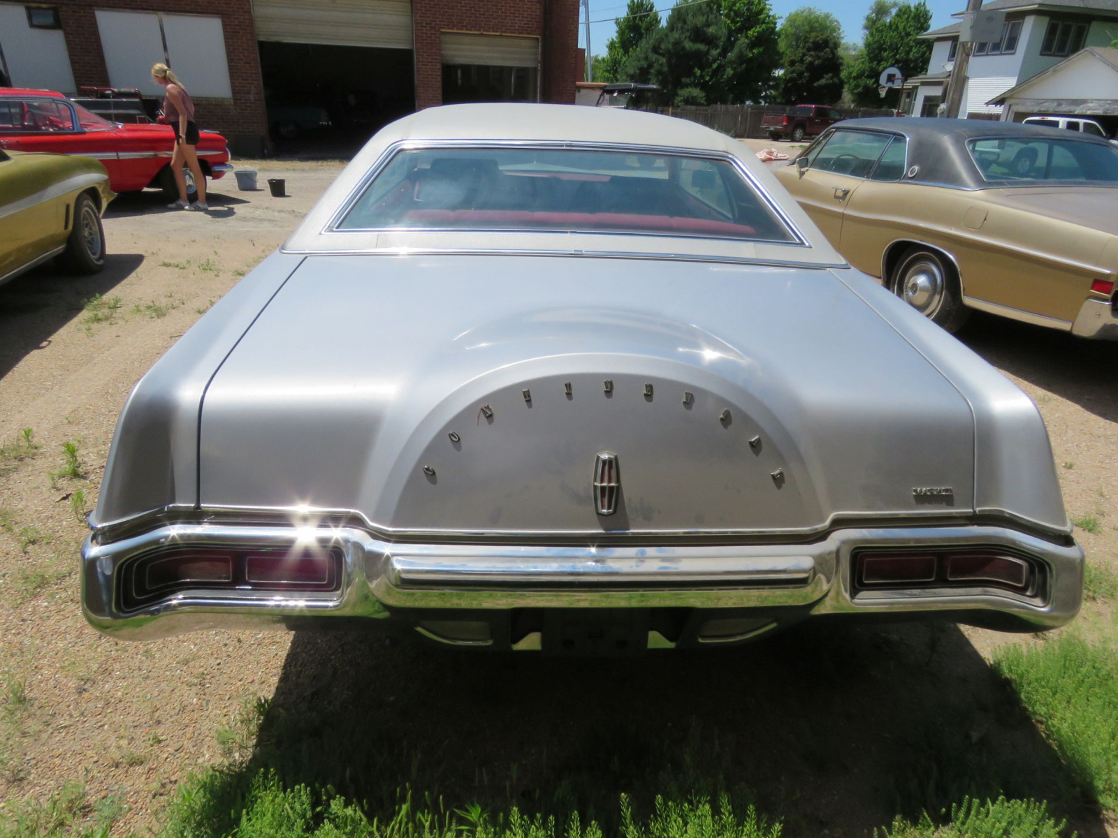 1973 LINCOLN CONTINENTAL MARK III - Image 6