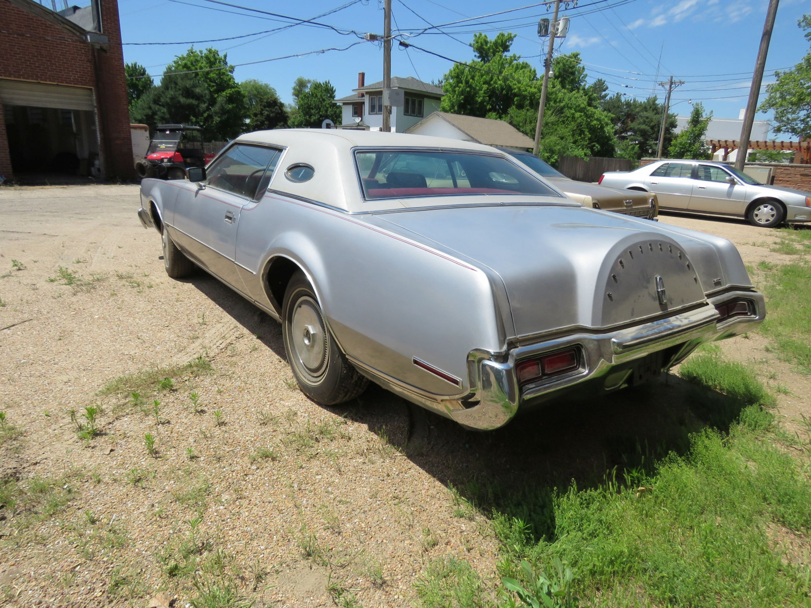 1973 LINCOLN CONTINENTAL MARK III - Image 7