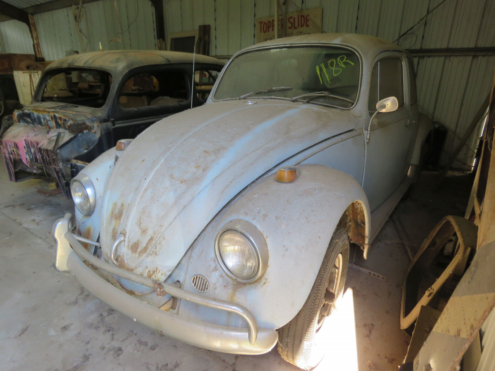 1960'S VOLKSWAGON BEETLE PROJECT - Image 2