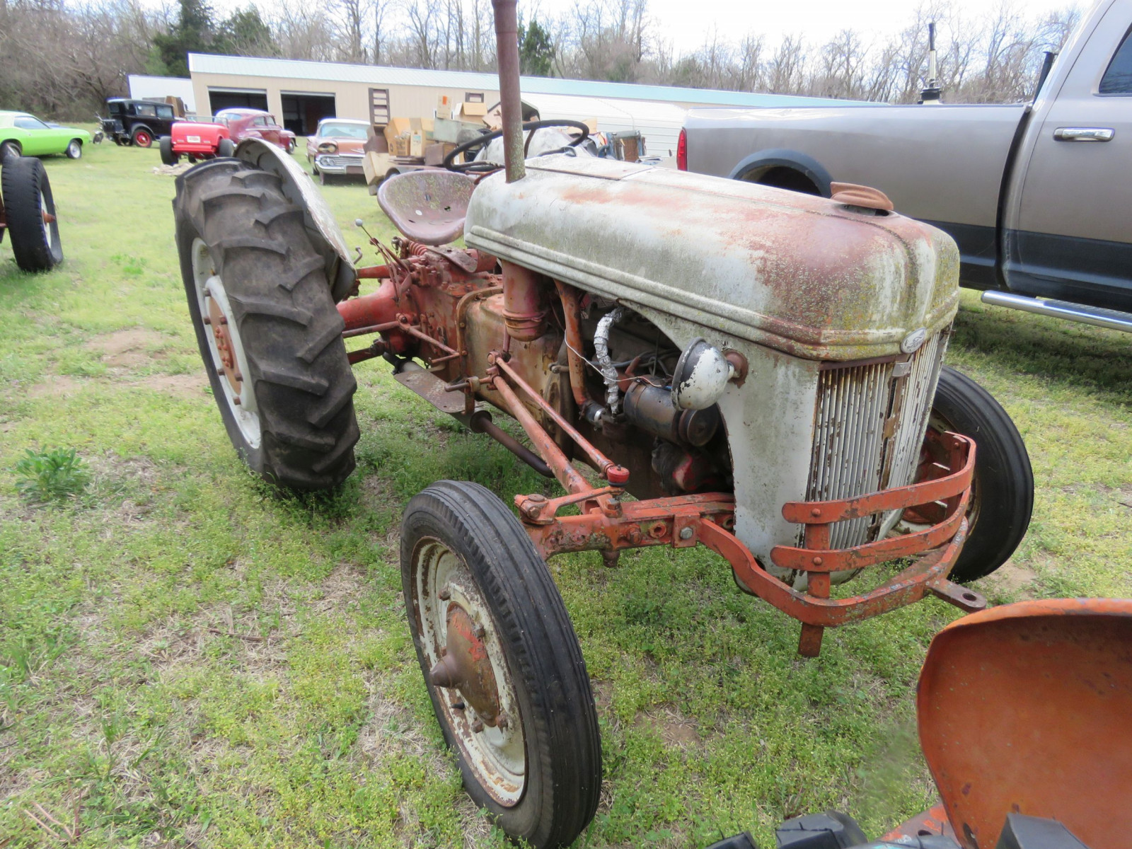FORD 2N SERIES TRACTOR FOR RESTORE - Image 2