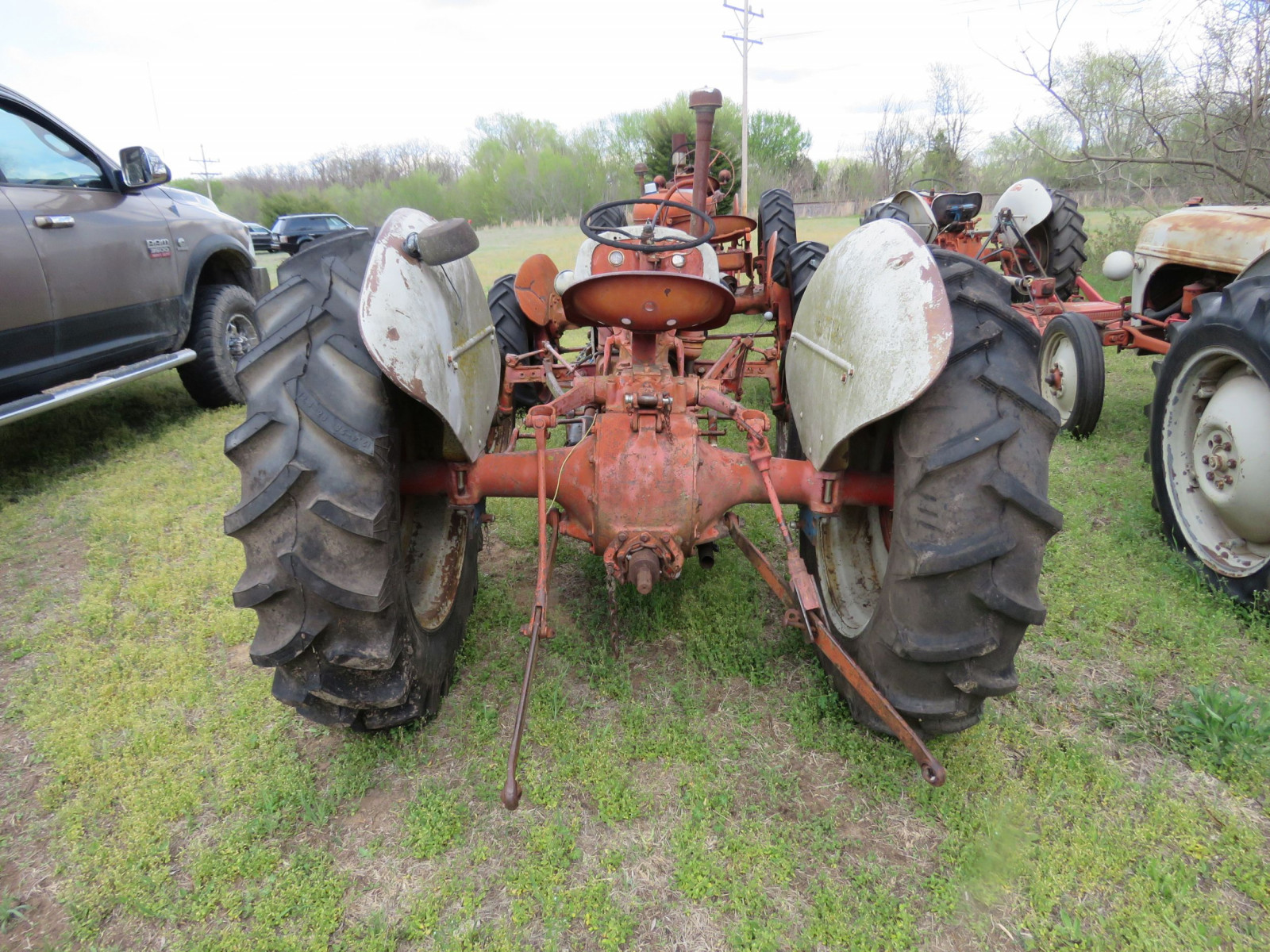 FORD 2N SERIES TRACTOR FOR RESTORE - Image 6