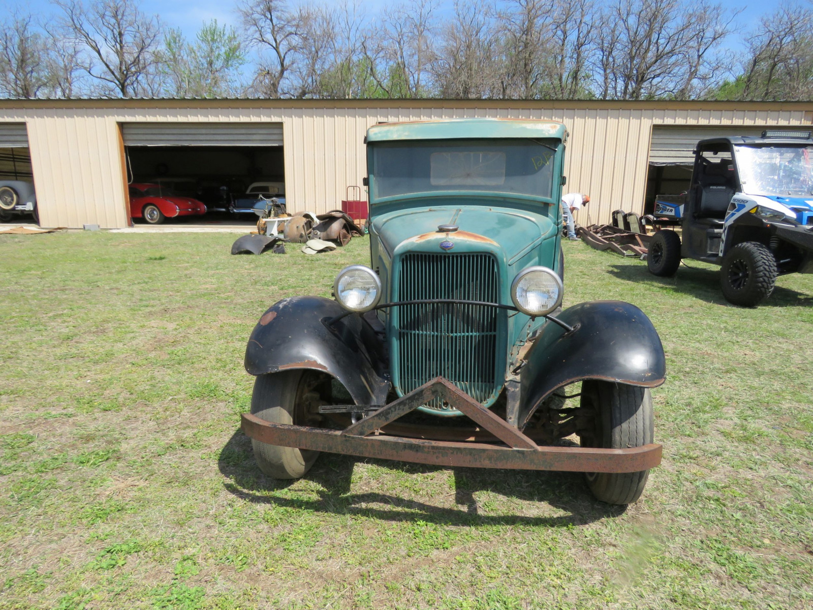 1932 FORD Model B PICKUP SURVIVOR - Image 2