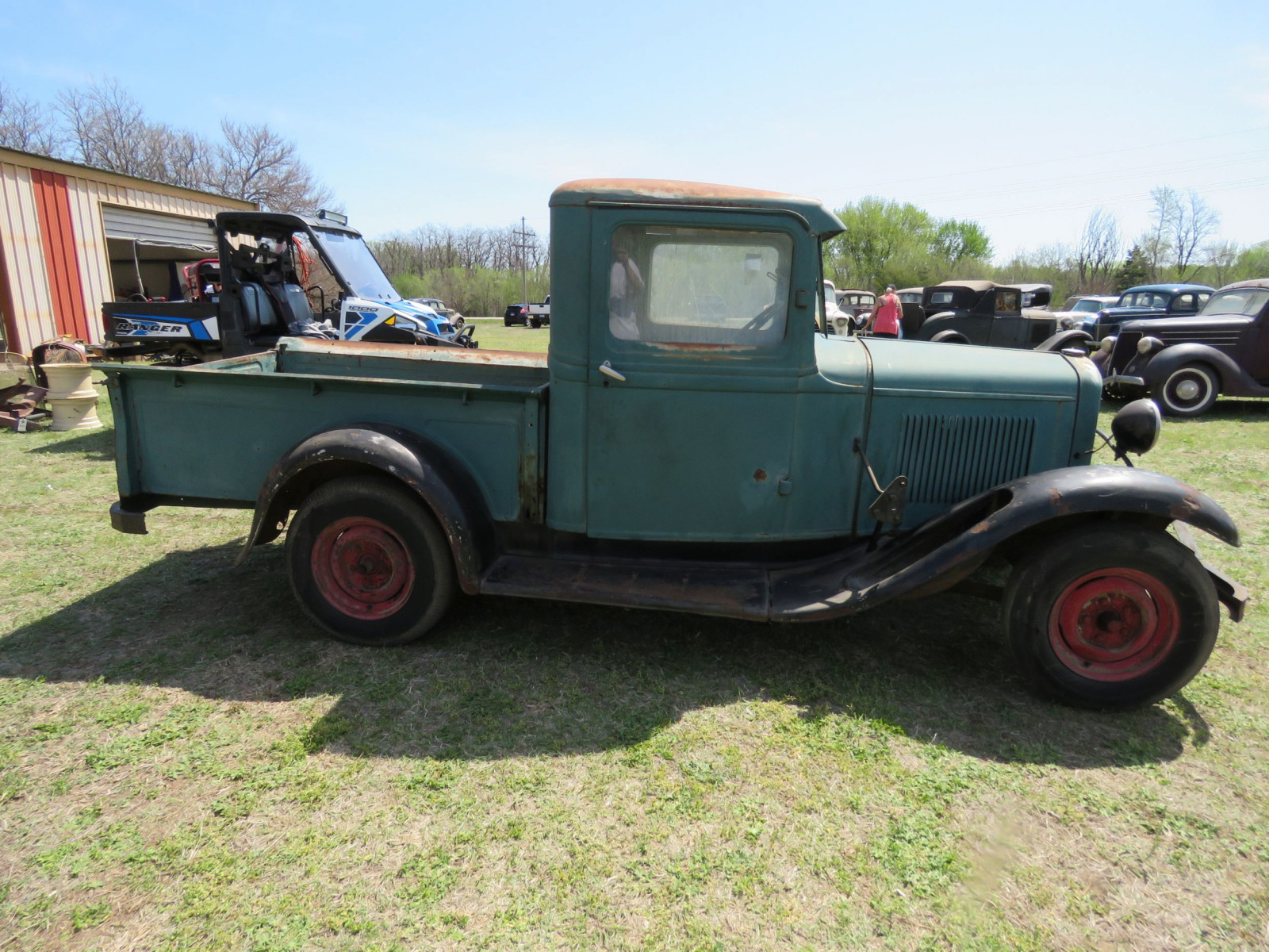 1932 FORD Model B PICKUP SURVIVOR - Image 4