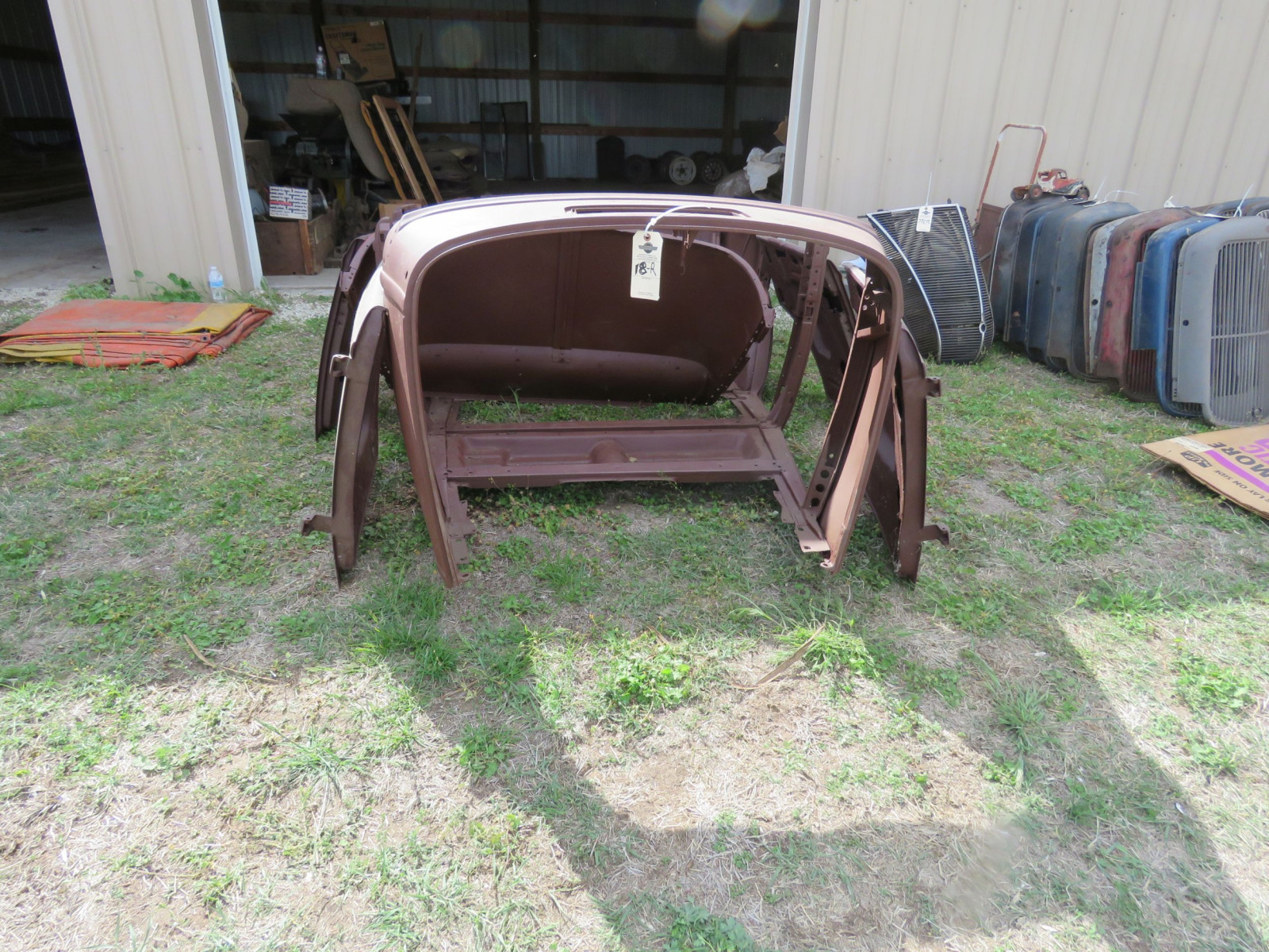 1932 FORD PHAETON PROJECT - Image 10