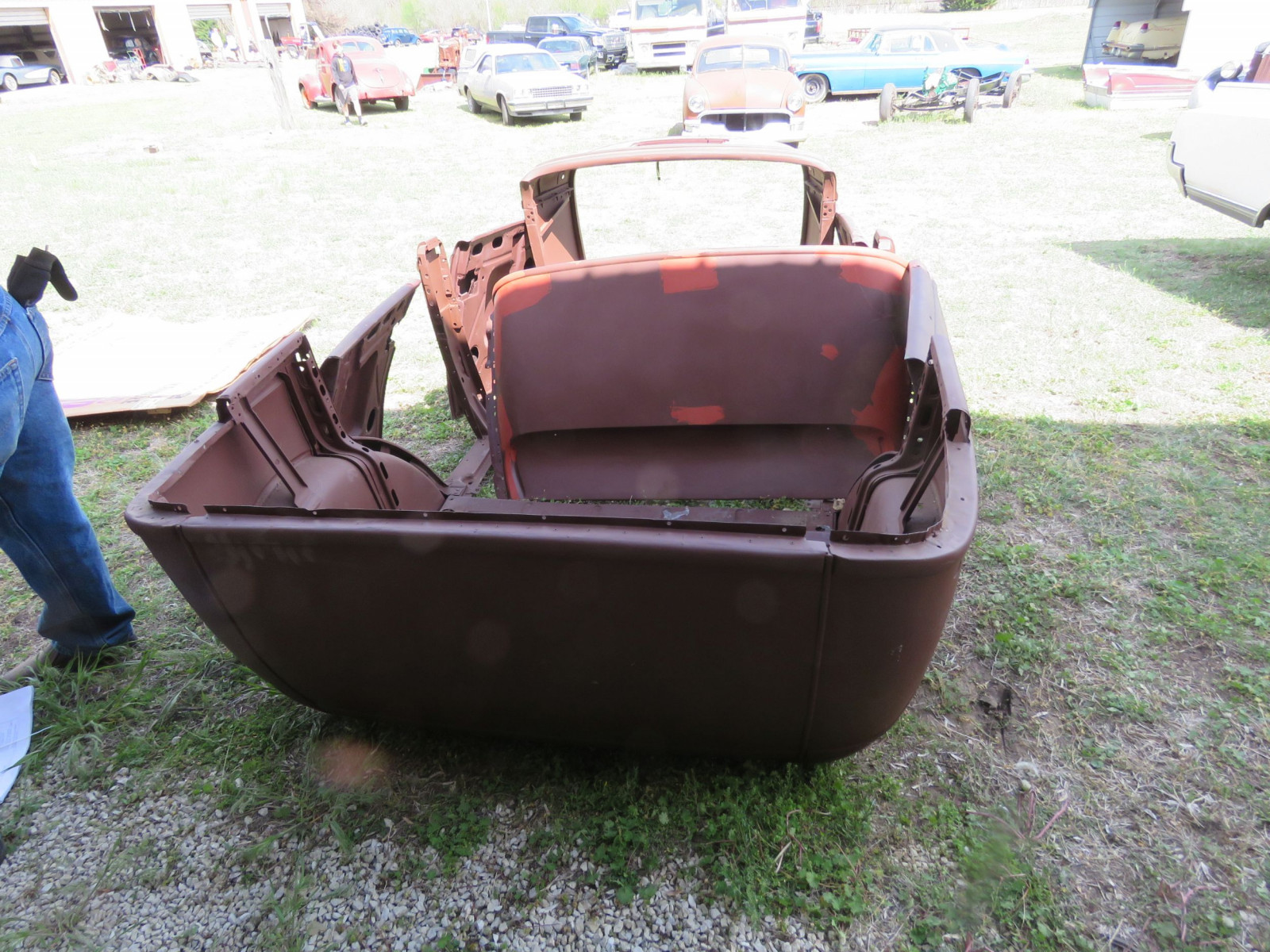 1932 FORD PHAETON PROJECT - Image 12