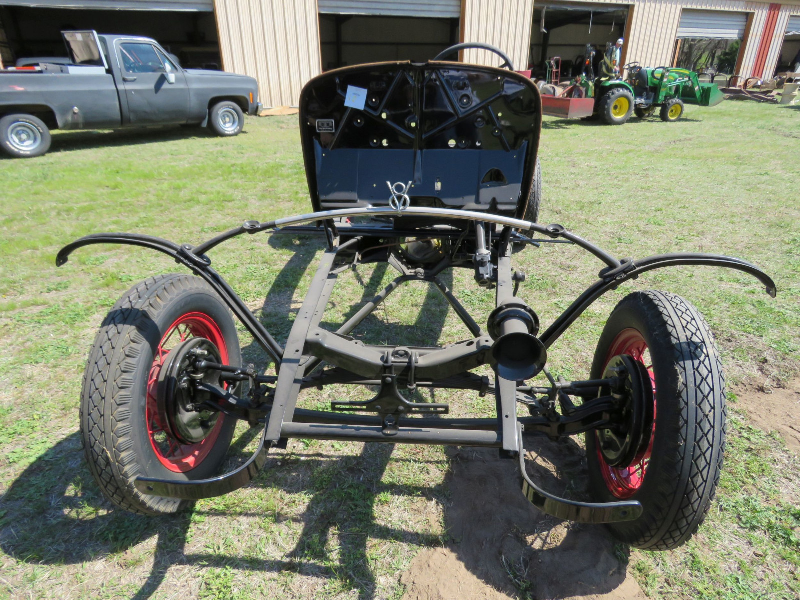 1932 FORD PHAETON PROJECT - Image 2