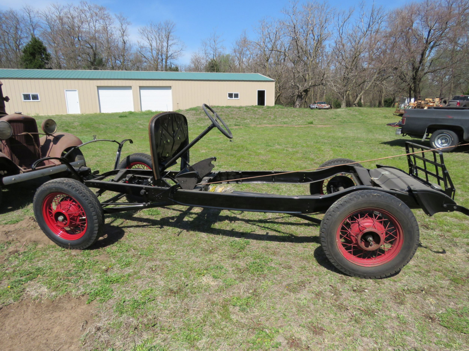 1932 FORD PHAETON PROJECT - Image 4