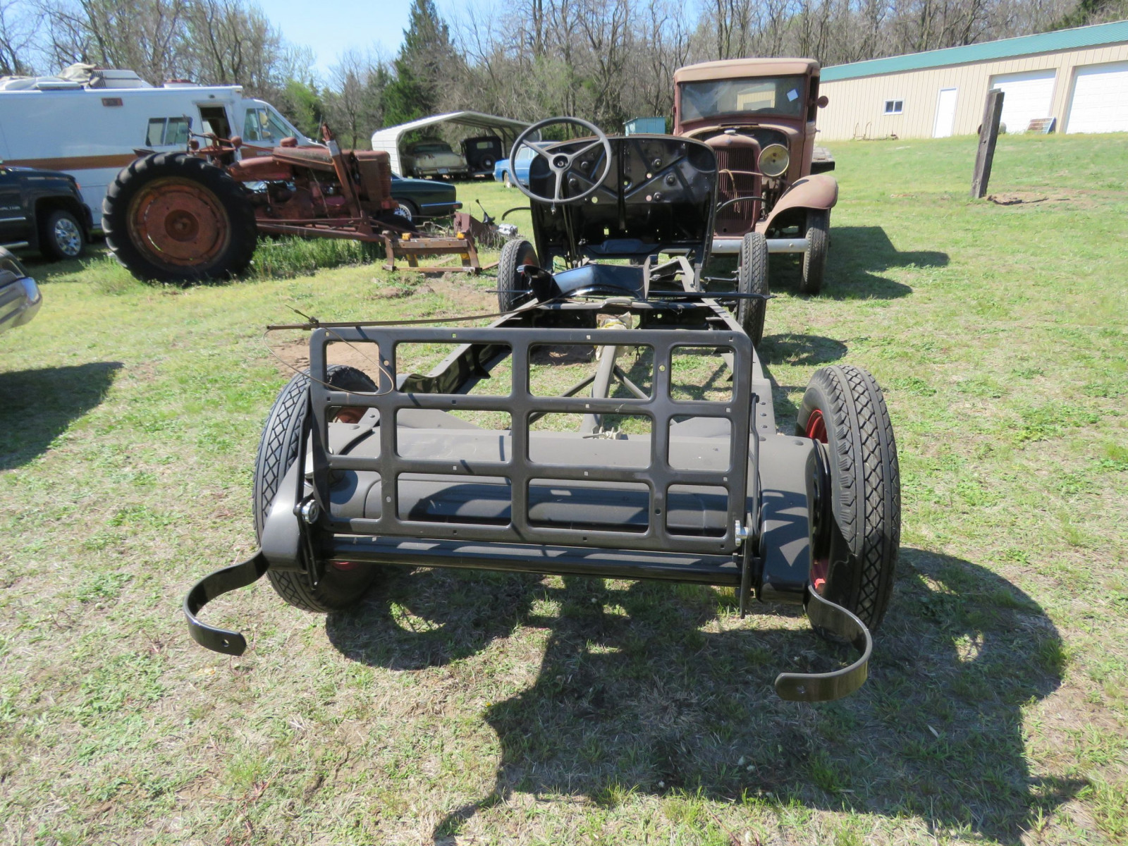 1932 FORD PHAETON PROJECT - Image 7