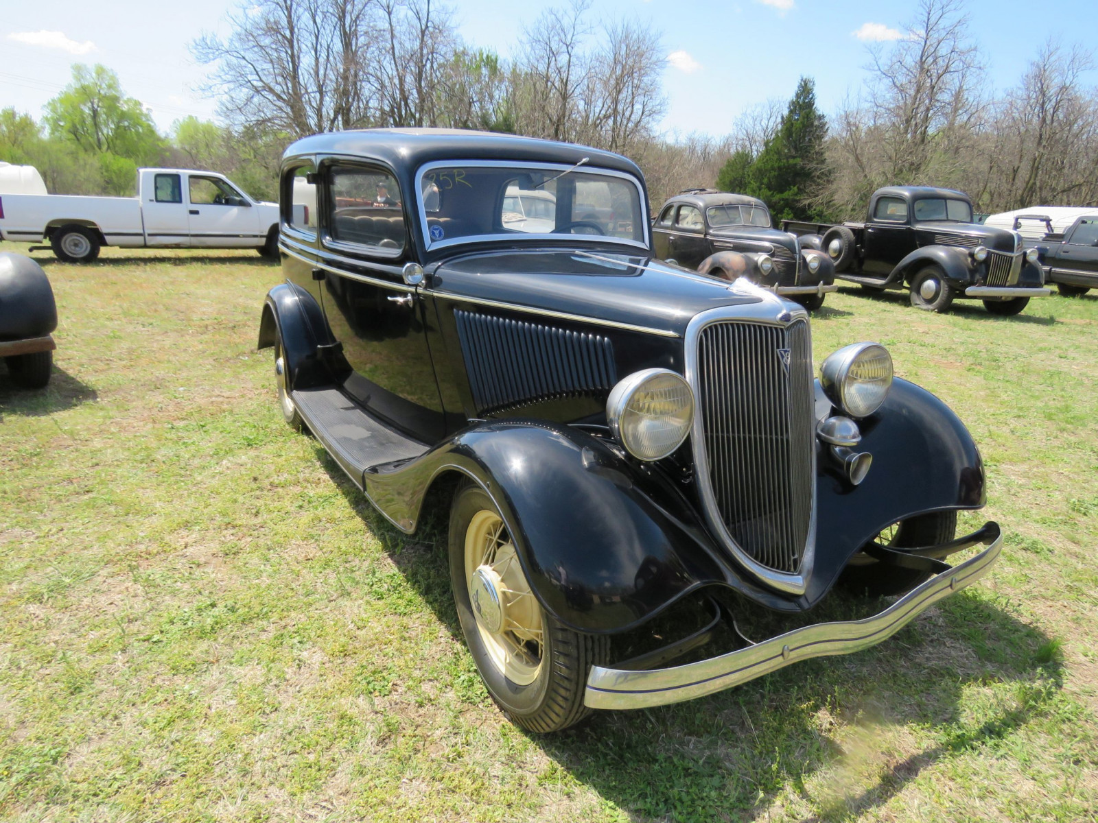 1934 FORD TUDOR SEDAN - Image 1