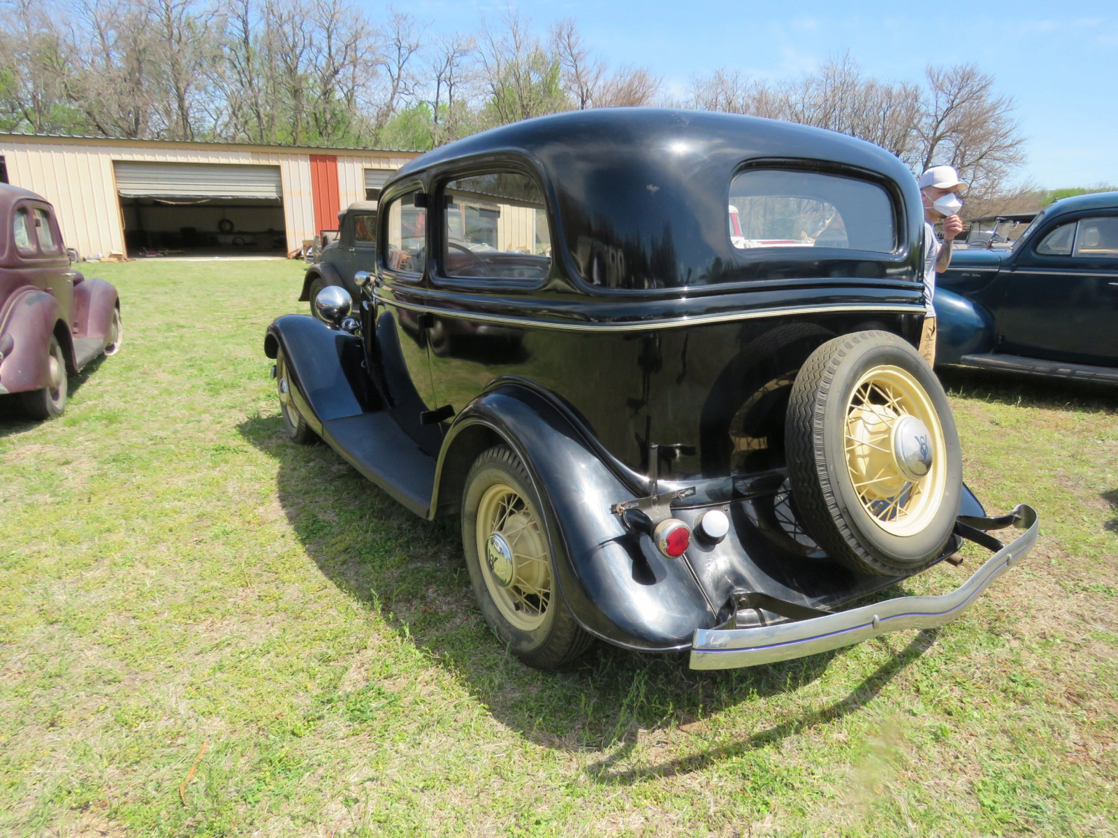 1934 FORD TUDOR SEDAN - Image 6