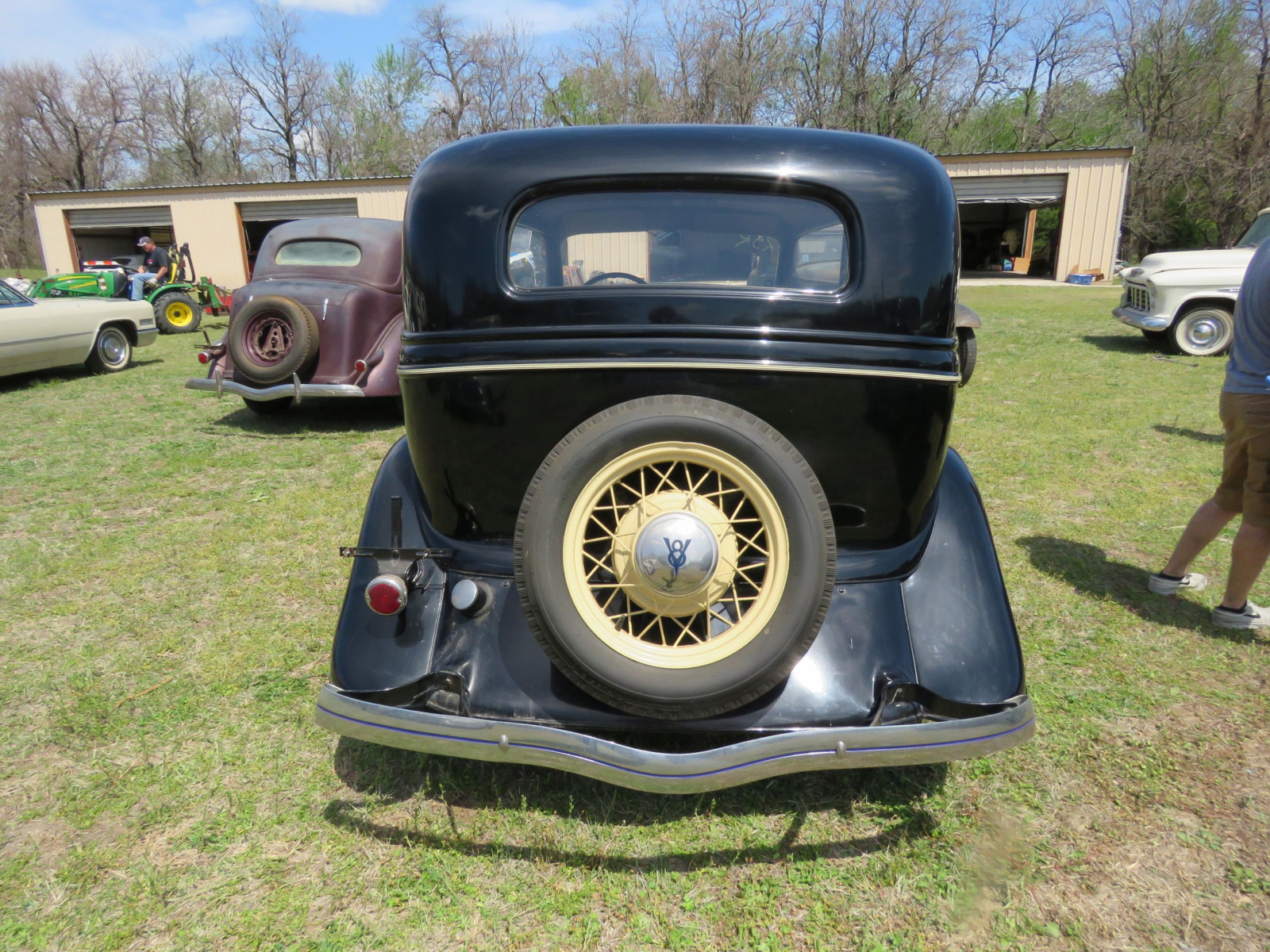 1934 FORD TUDOR SEDAN - Image 7