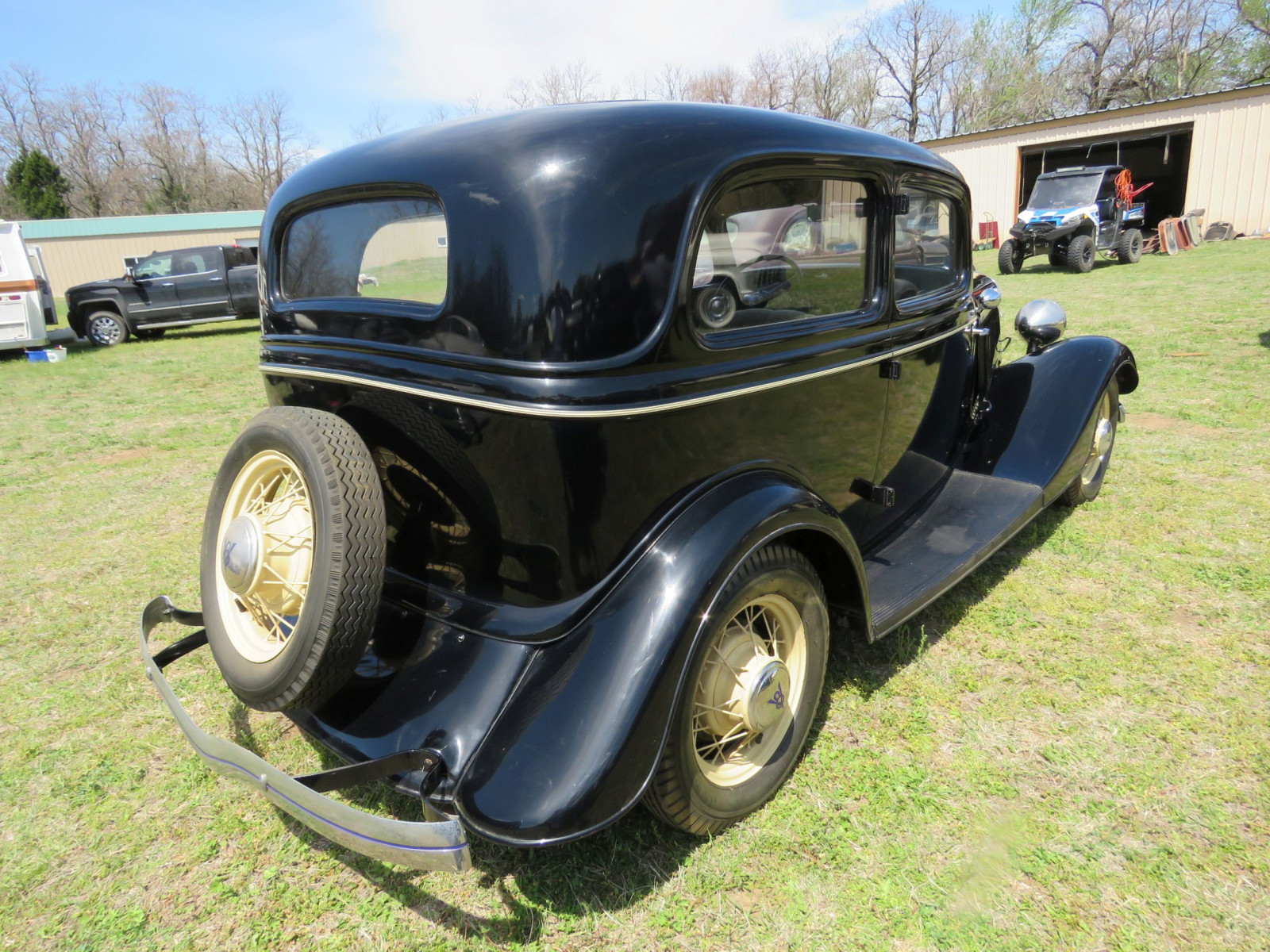 1934 FORD TUDOR SEDAN - Image 8