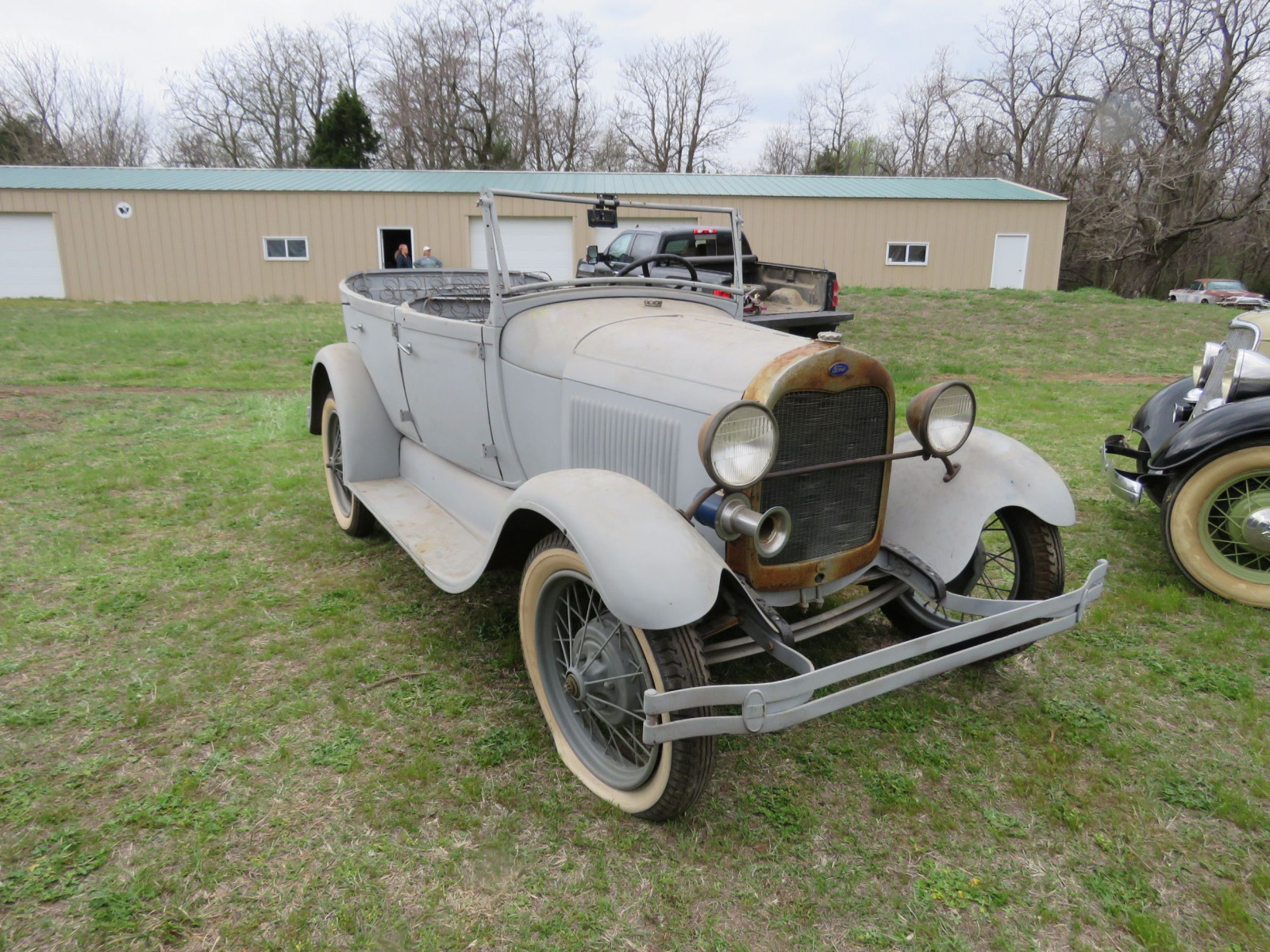 1929 FORD MODEL A PHAETON PROJECT - Image 1