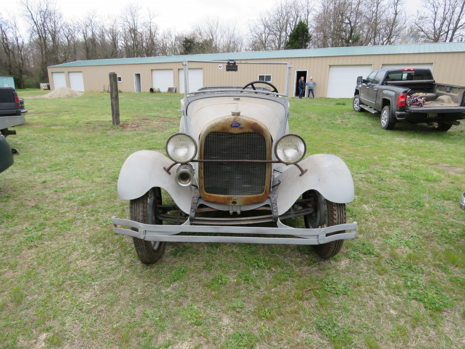 1929 FORD MODEL A PHAETON PROJECT - Image 2