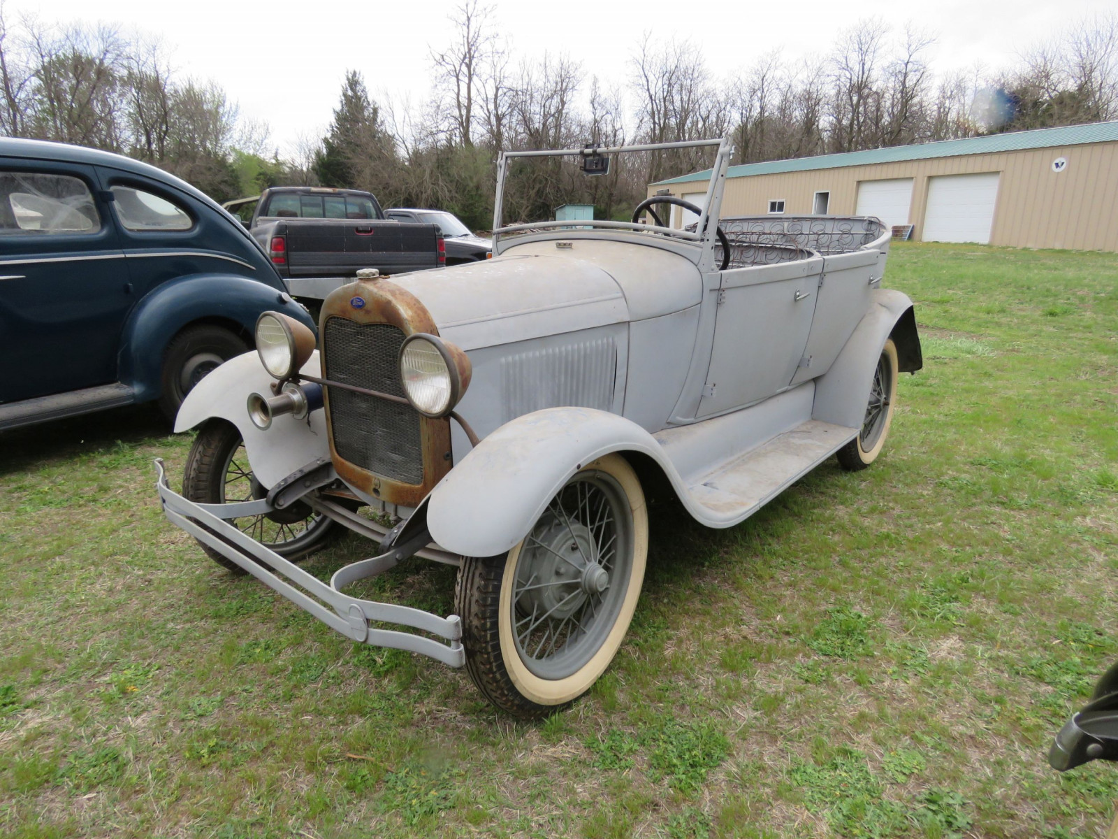 1929 FORD MODEL A PHAETON PROJECT - Image 3