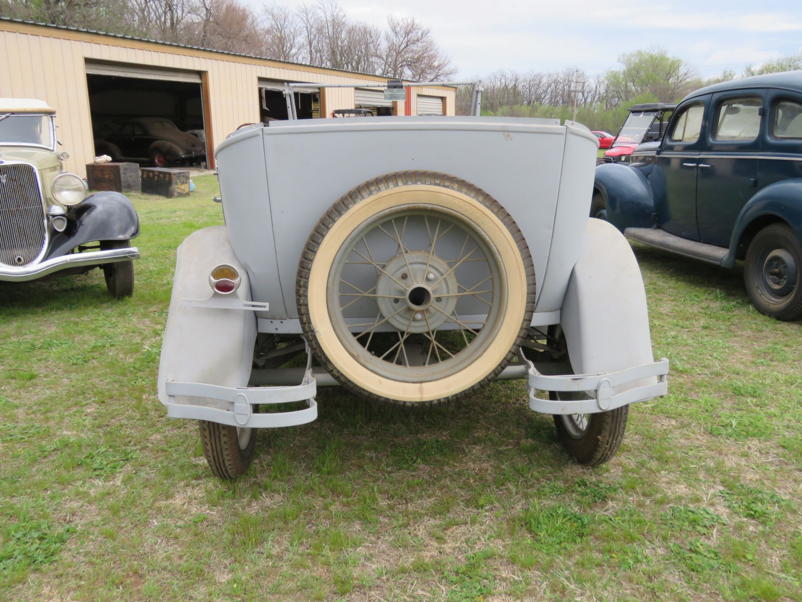 1929 FORD MODEL A PHAETON PROJECT - Image 6